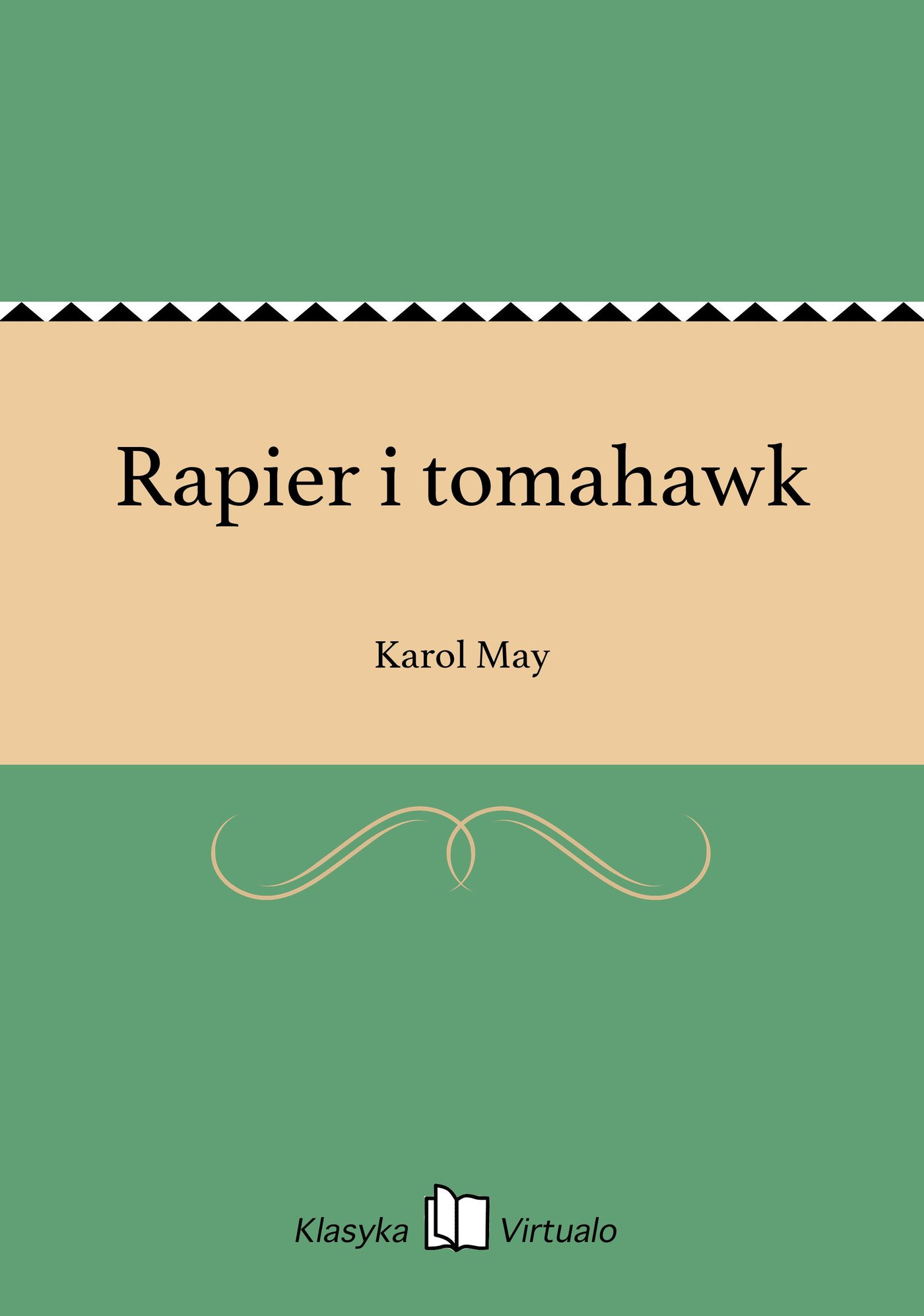 Rapier i tomahawk - Ebook (Książka EPUB) do pobrania w formacie EPUB