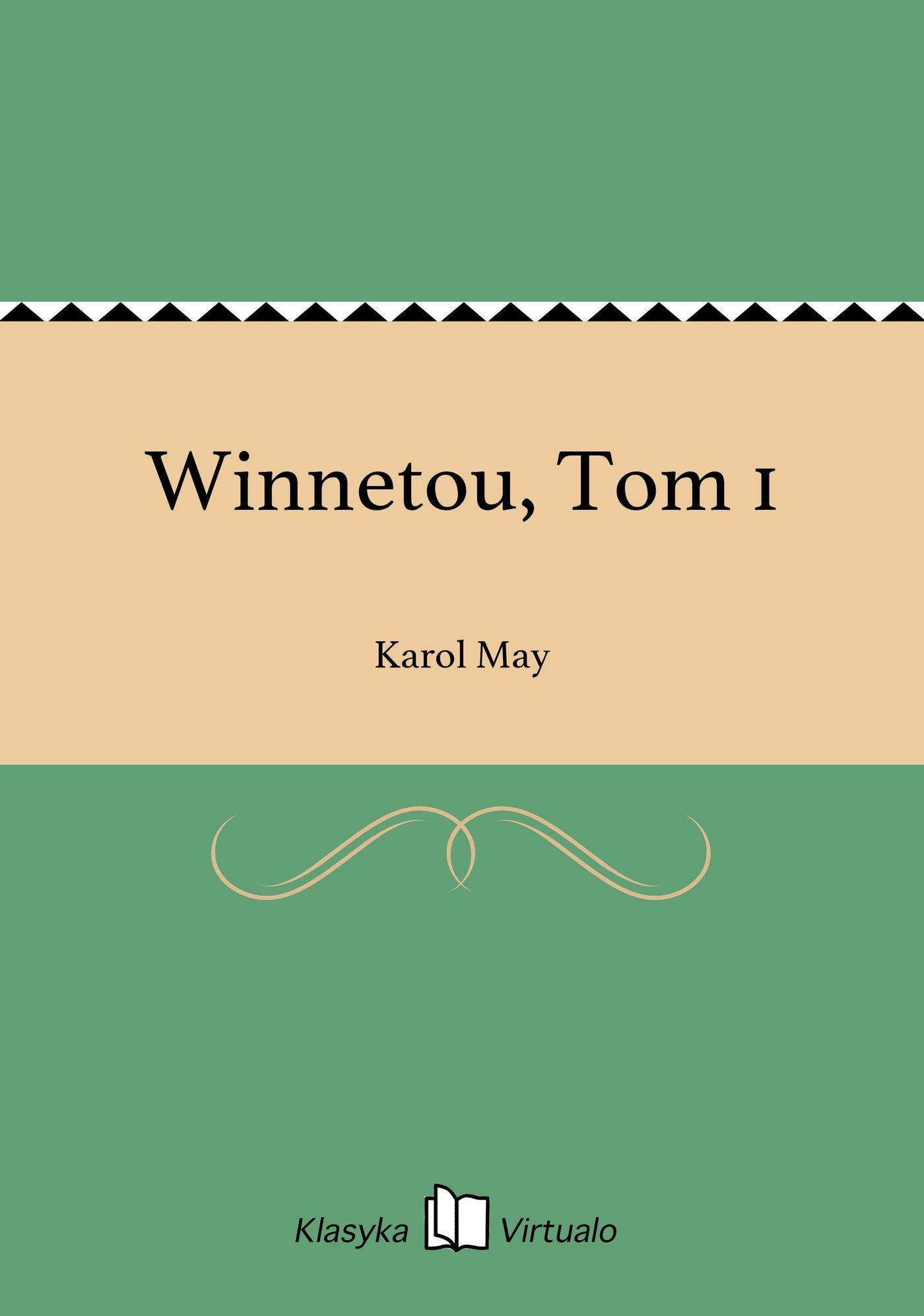 Winnetou, Tom 1 - Ebook (Książka EPUB) do pobrania w formacie EPUB