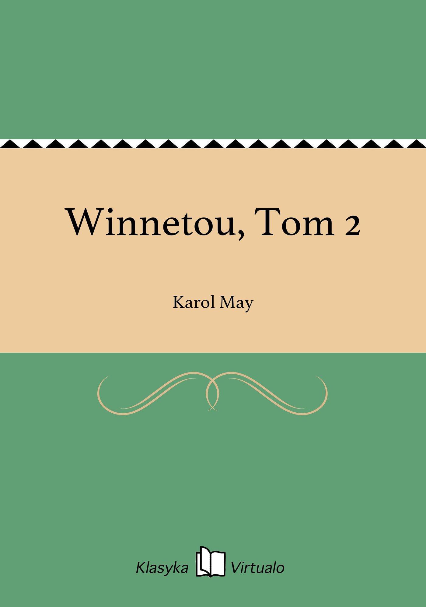 Winnetou, Tom 2 - Ebook (Książka EPUB) do pobrania w formacie EPUB
