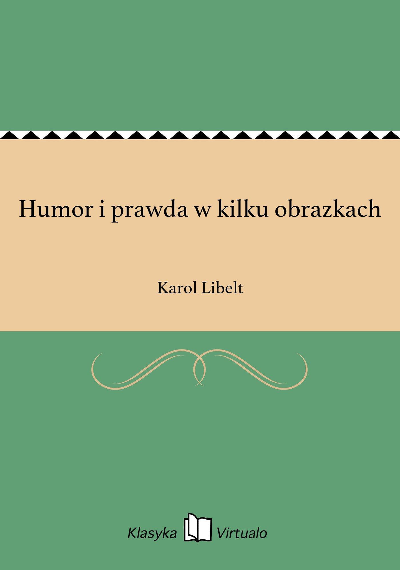 Humor i prawda w kilku obrazkach - Ebook (Książka EPUB) do pobrania w formacie EPUB