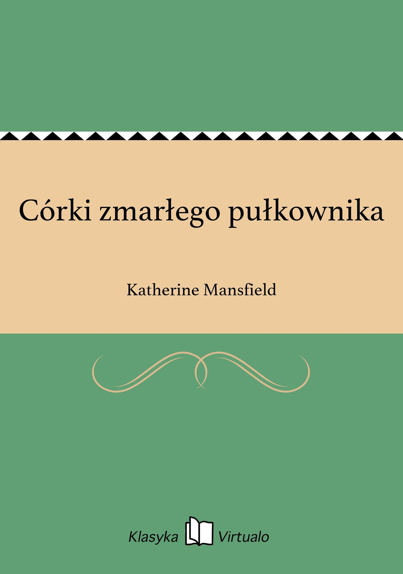 Córki zmarłego pułkownika - Ebook (Książka EPUB) do pobrania w formacie EPUB