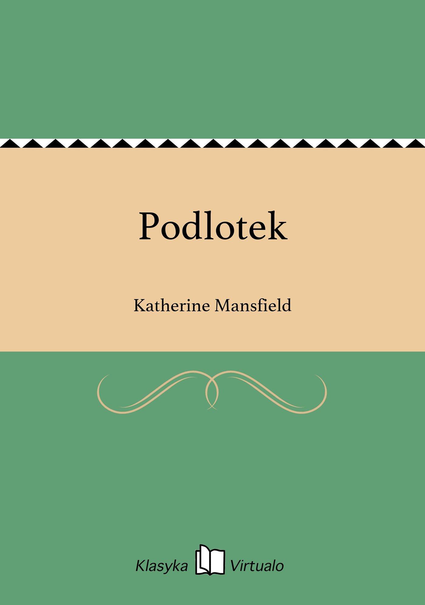 Podlotek - Ebook (Książka EPUB) do pobrania w formacie EPUB