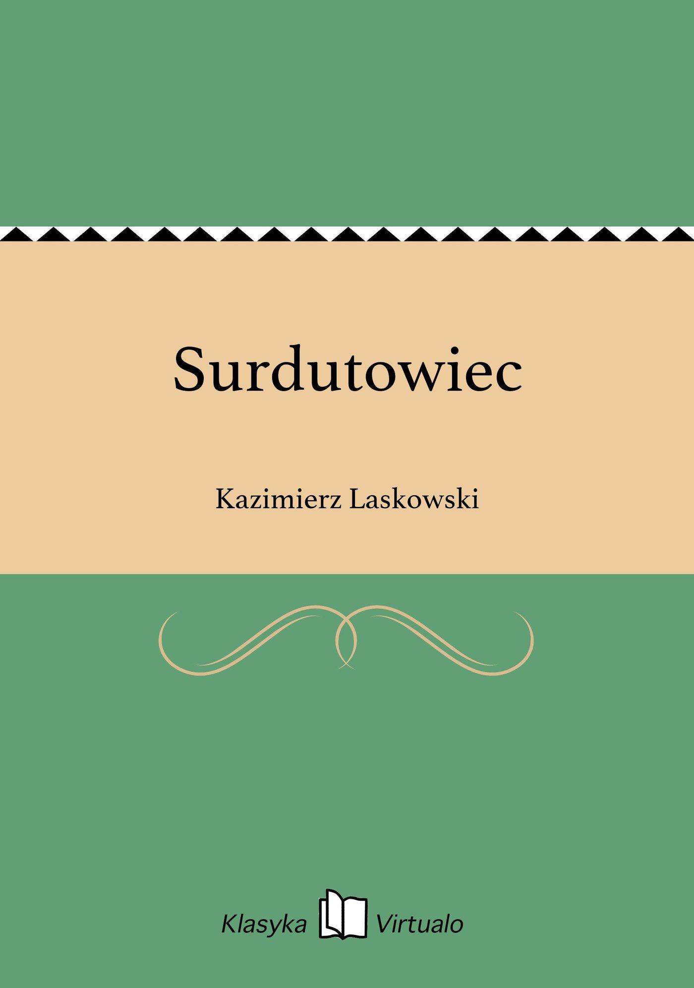 Surdutowiec - Ebook (Książka EPUB) do pobrania w formacie EPUB
