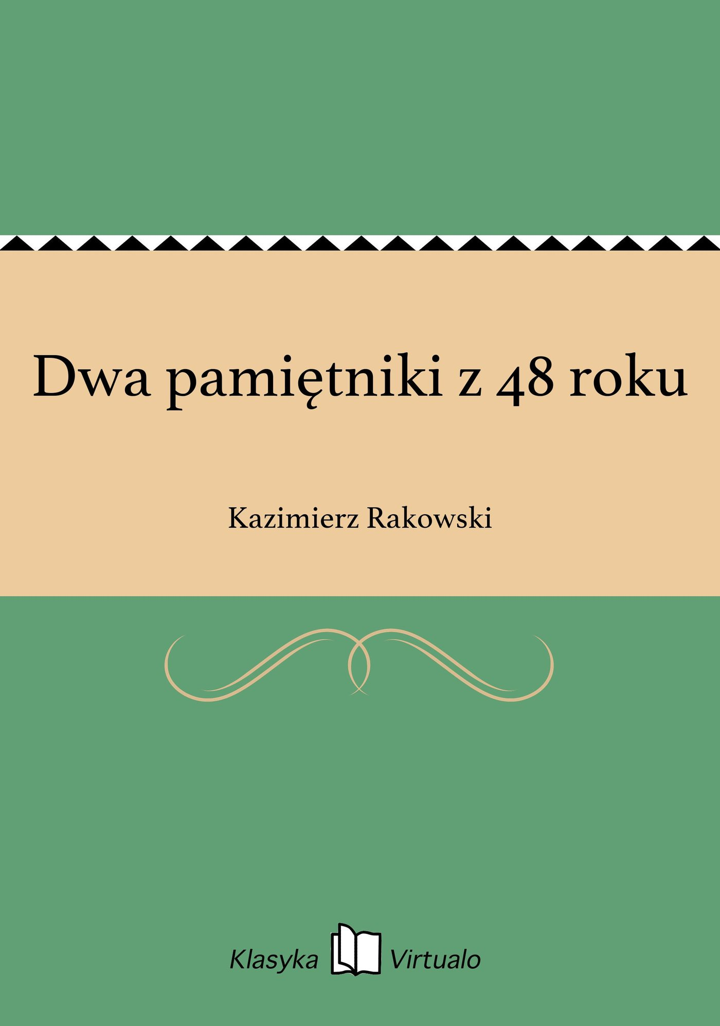 Dwa pamiętniki z 48 roku - Ebook (Książka EPUB) do pobrania w formacie EPUB