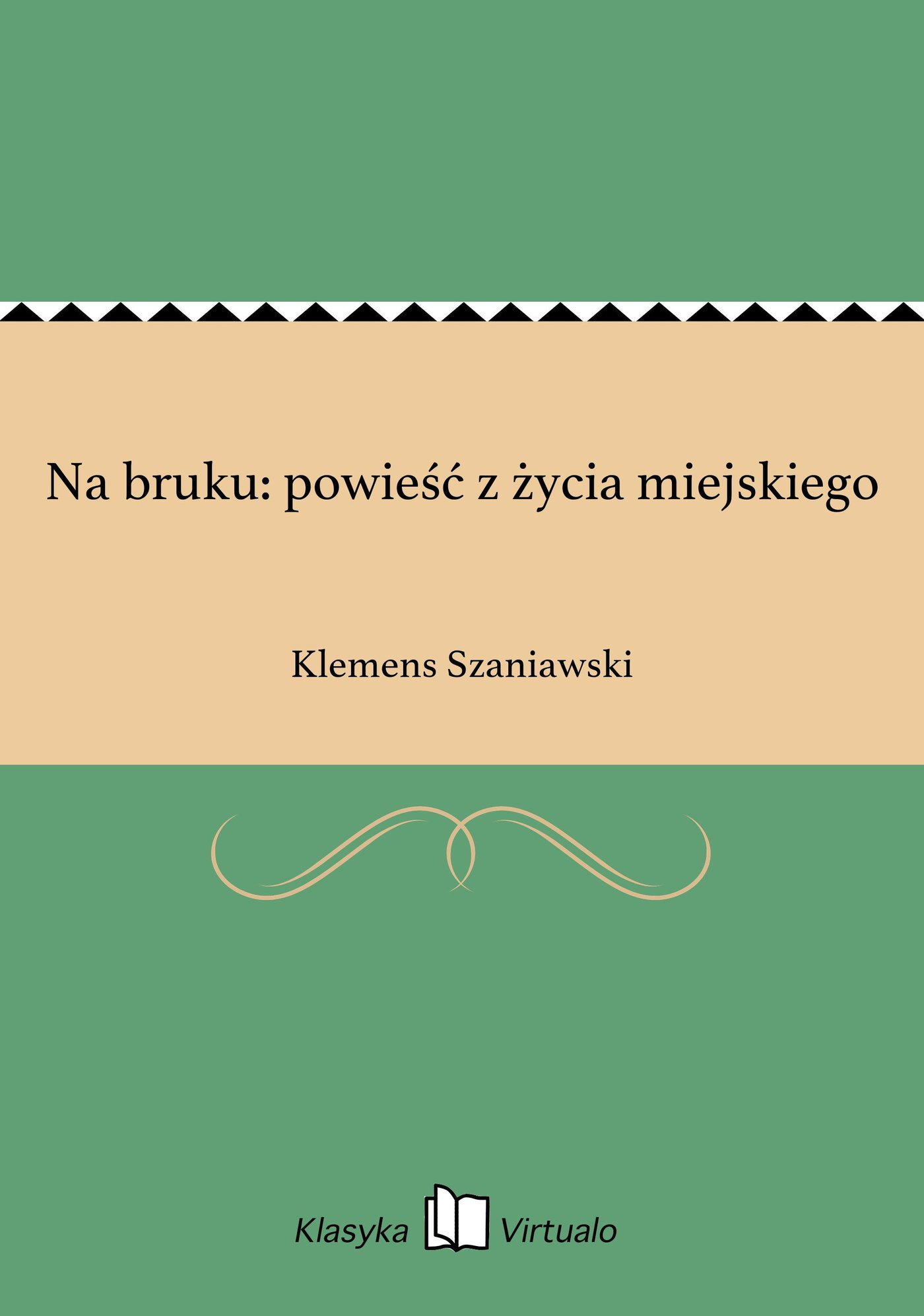 Na bruku: powieść z życia miejskiego - Ebook (Książka EPUB) do pobrania w formacie EPUB