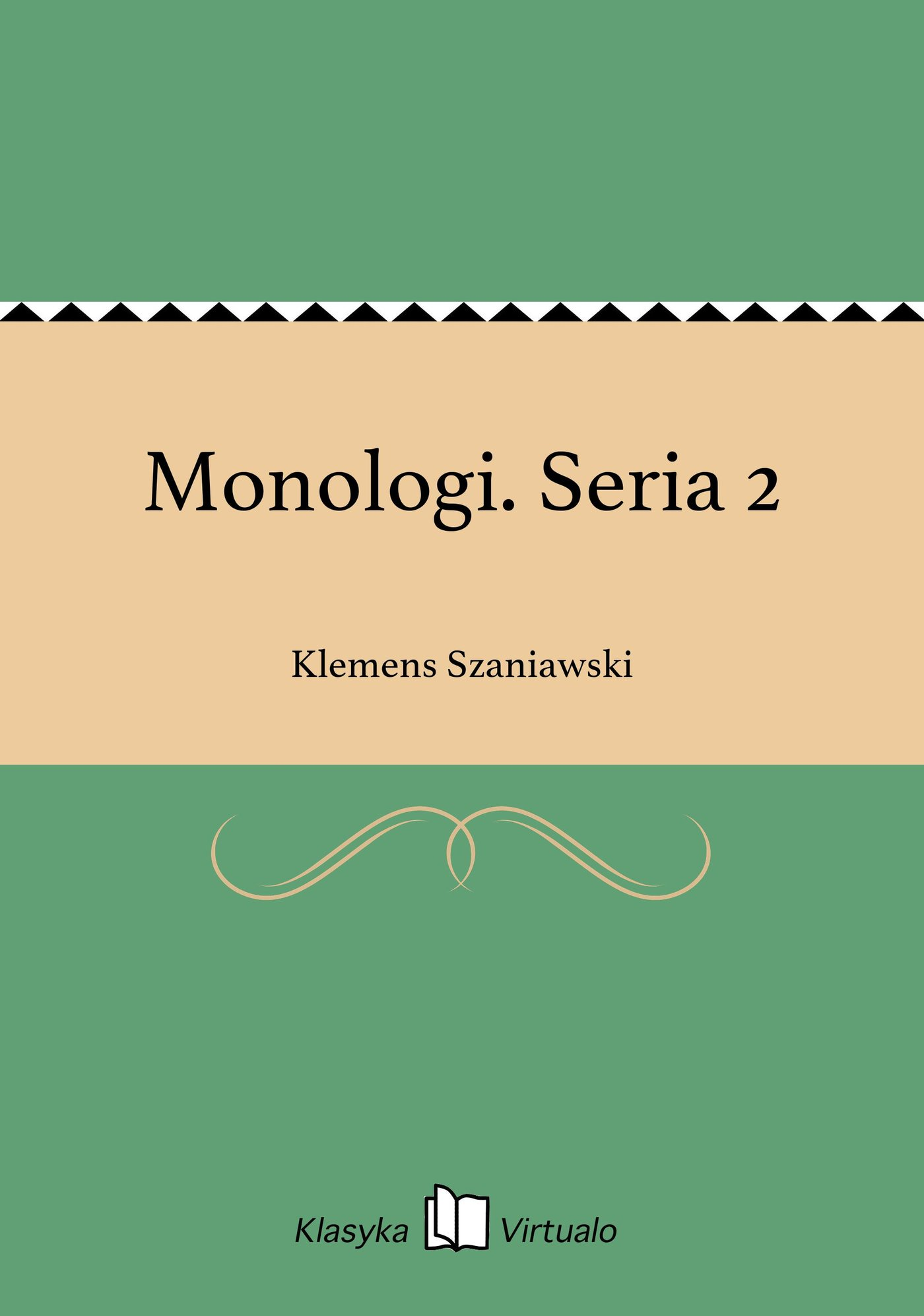 Monologi. Seria 2 - Ebook (Książka EPUB) do pobrania w formacie EPUB