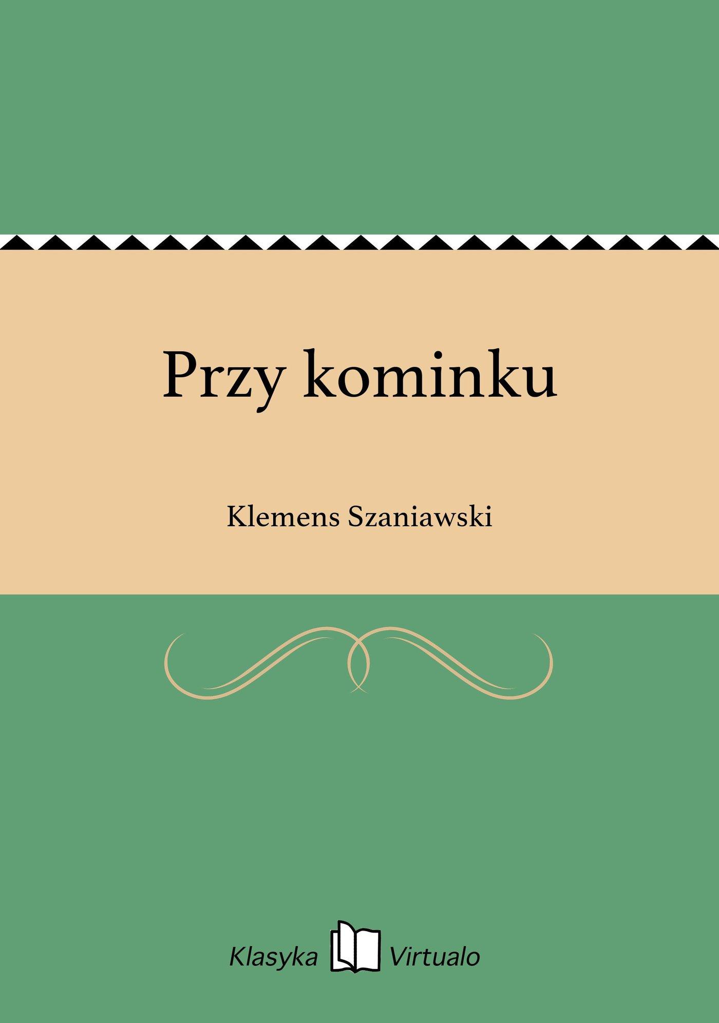 Przy kominku - Ebook (Książka EPUB) do pobrania w formacie EPUB