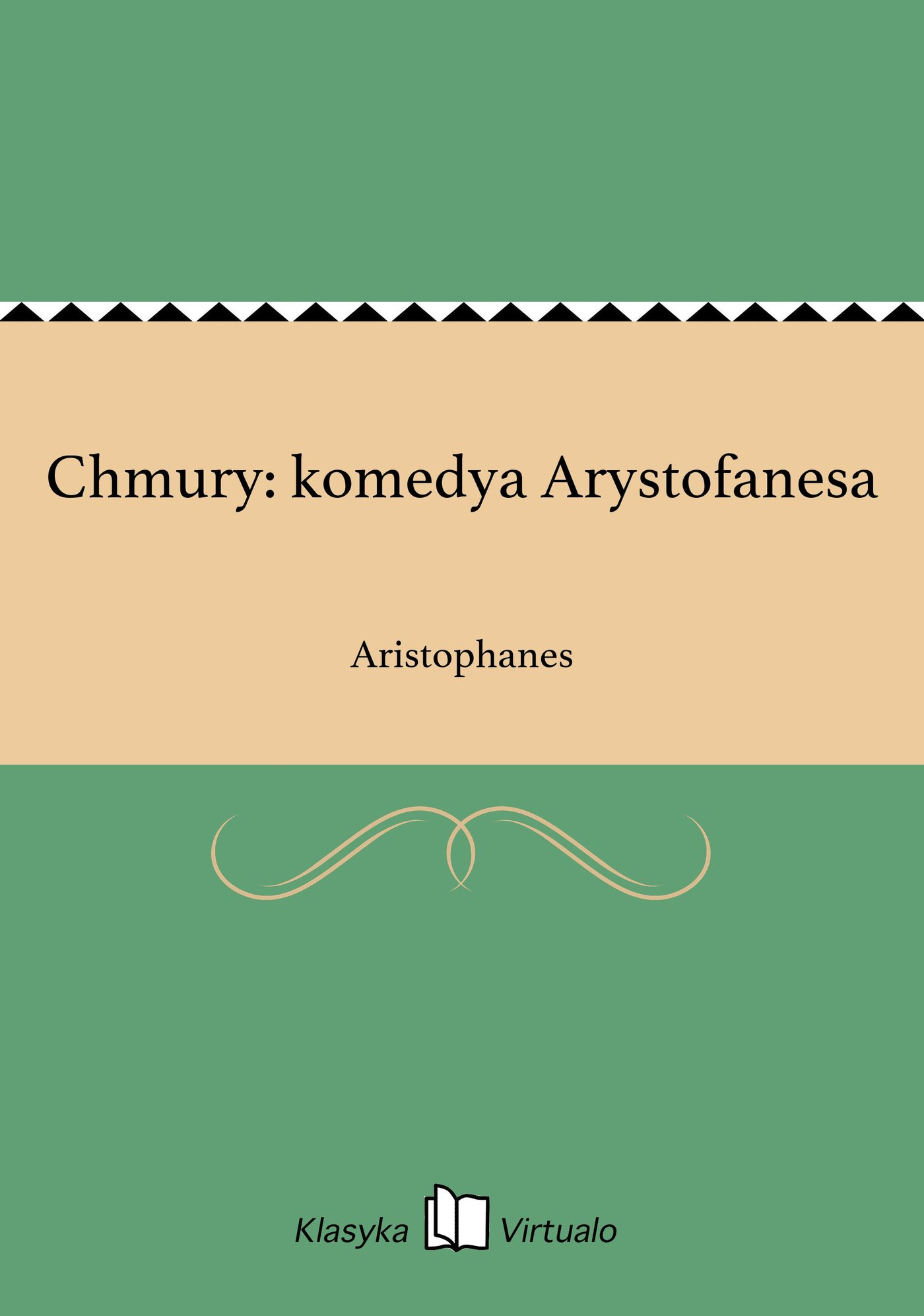 Chmury: komedya Arystofanesa - Ebook (Książka EPUB) do pobrania w formacie EPUB