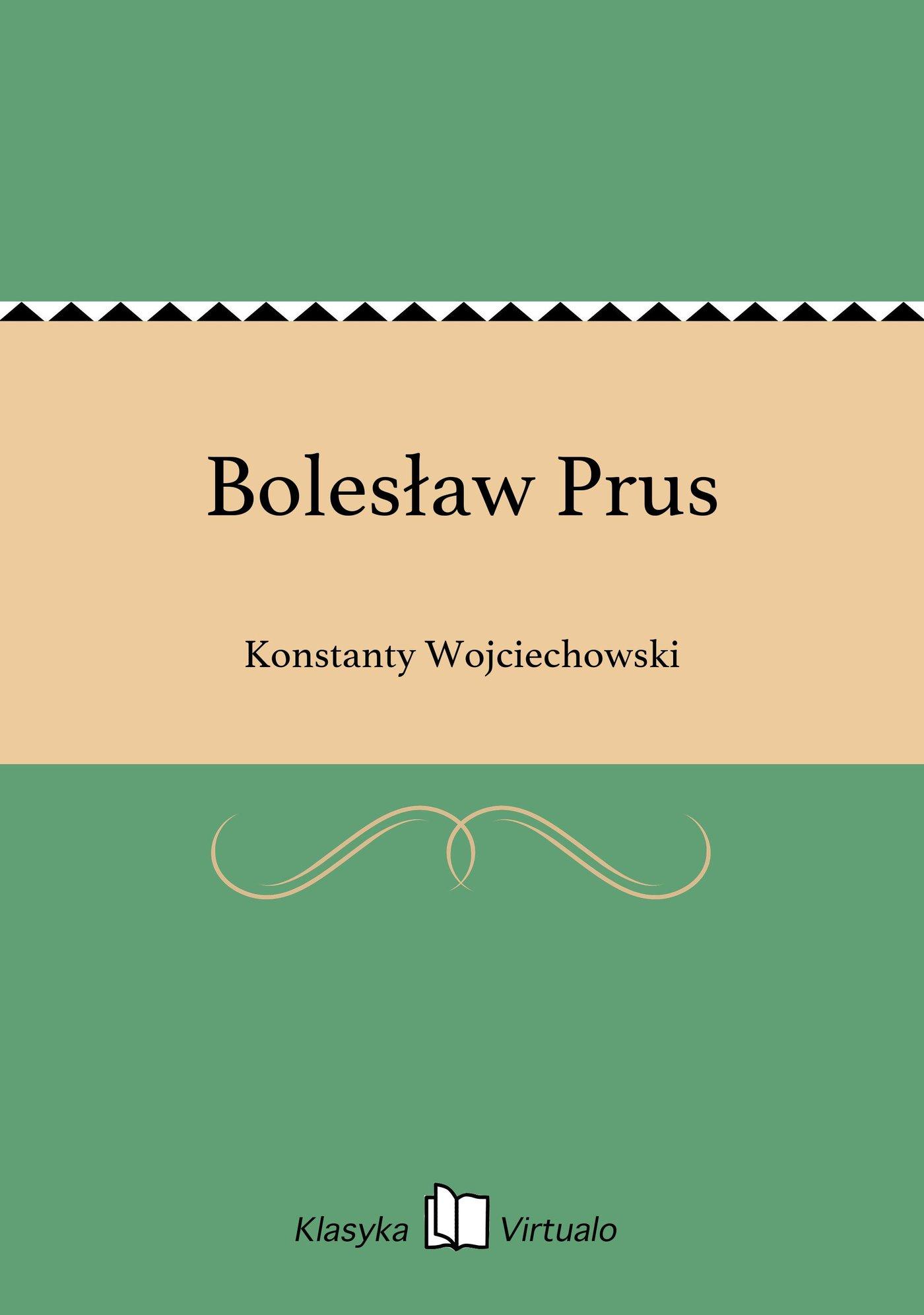Bolesław Prus - Ebook (Książka EPUB) do pobrania w formacie EPUB