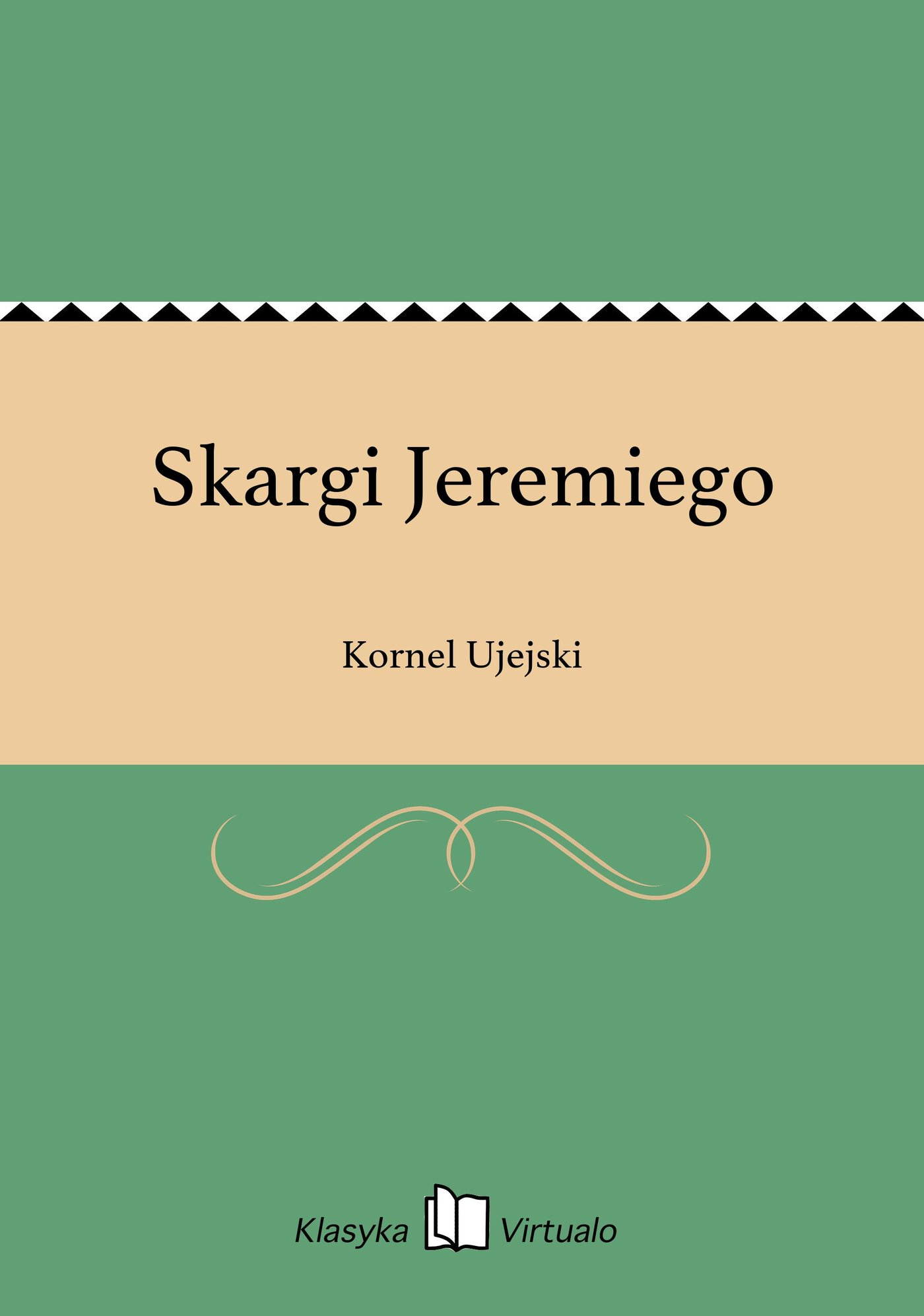Skargi Jeremiego - Ebook (Książka EPUB) do pobrania w formacie EPUB