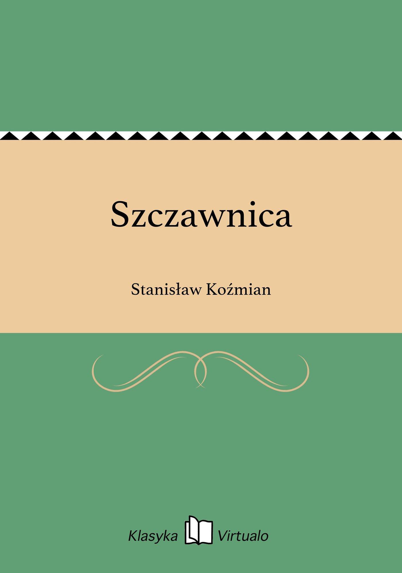 Szczawnica - Ebook (Książka EPUB) do pobrania w formacie EPUB