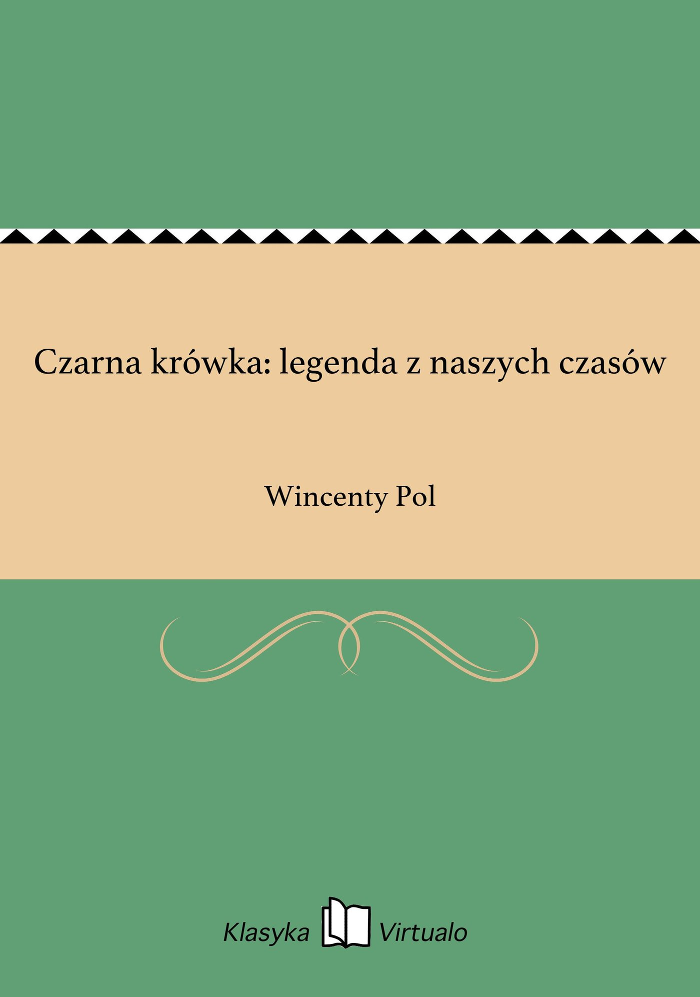 Czarna krówka: legenda z naszych czasów - Ebook (Książka EPUB) do pobrania w formacie EPUB