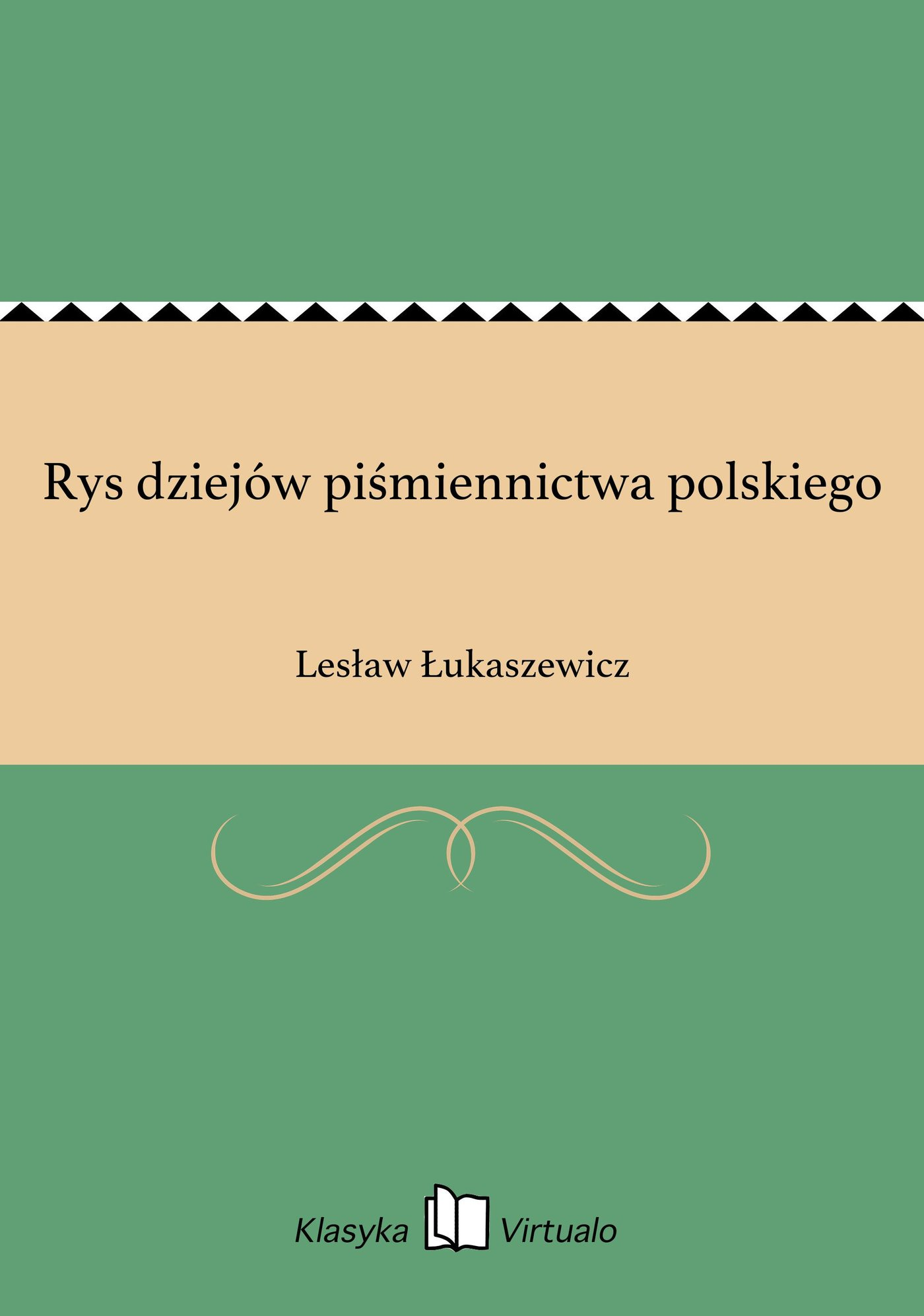 Rys dziejów piśmiennictwa polskiego - Ebook (Książka EPUB) do pobrania w formacie EPUB