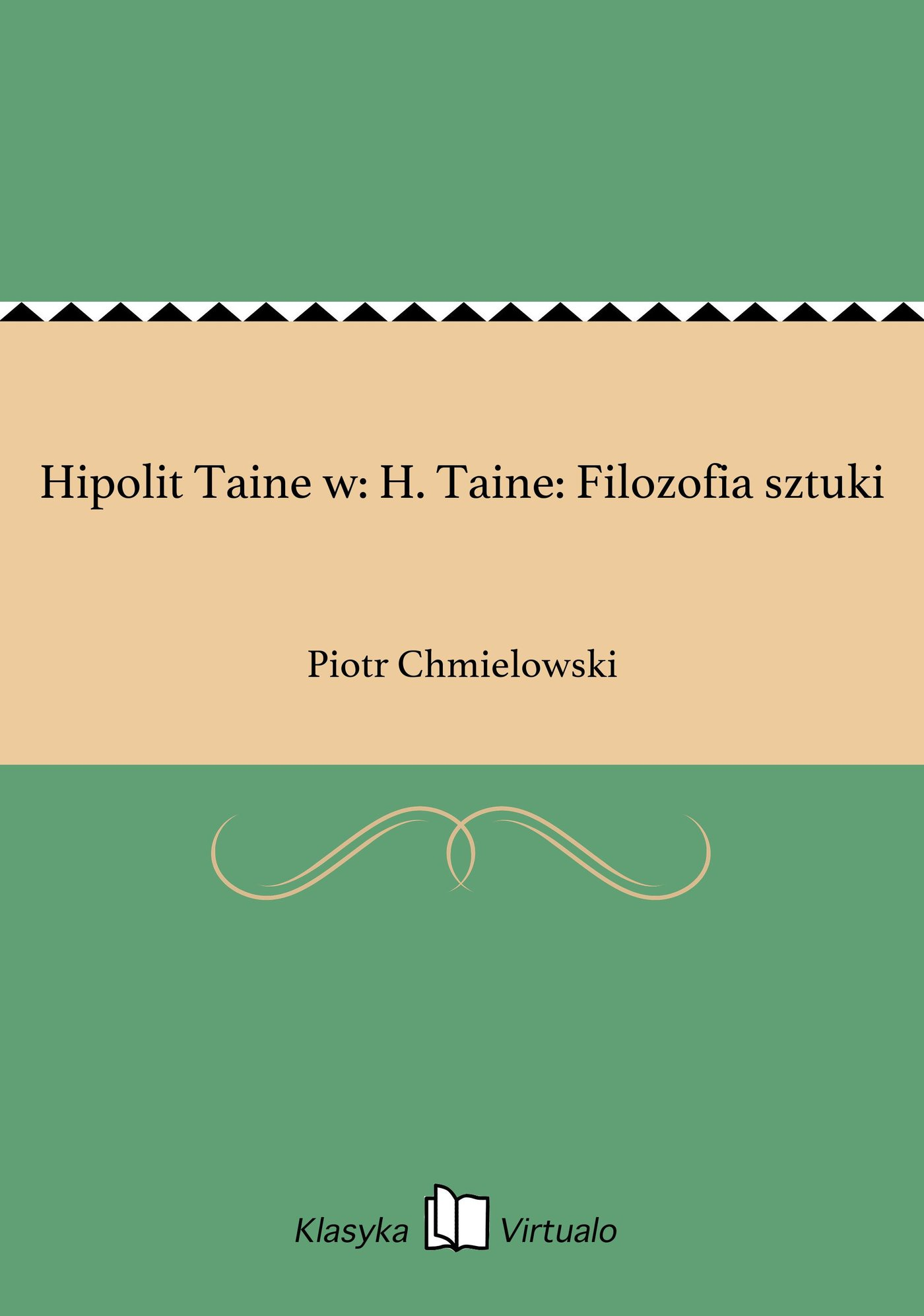 Hipolit Taine w: H. Taine: Filozofia sztuki - Ebook (Książka EPUB) do pobrania w formacie EPUB