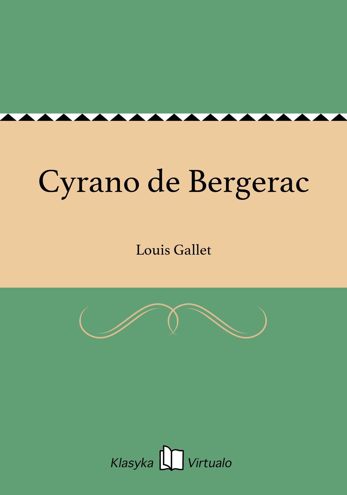 Cyrano de Bergerac - Ebook (Książka EPUB) do pobrania w formacie EPUB