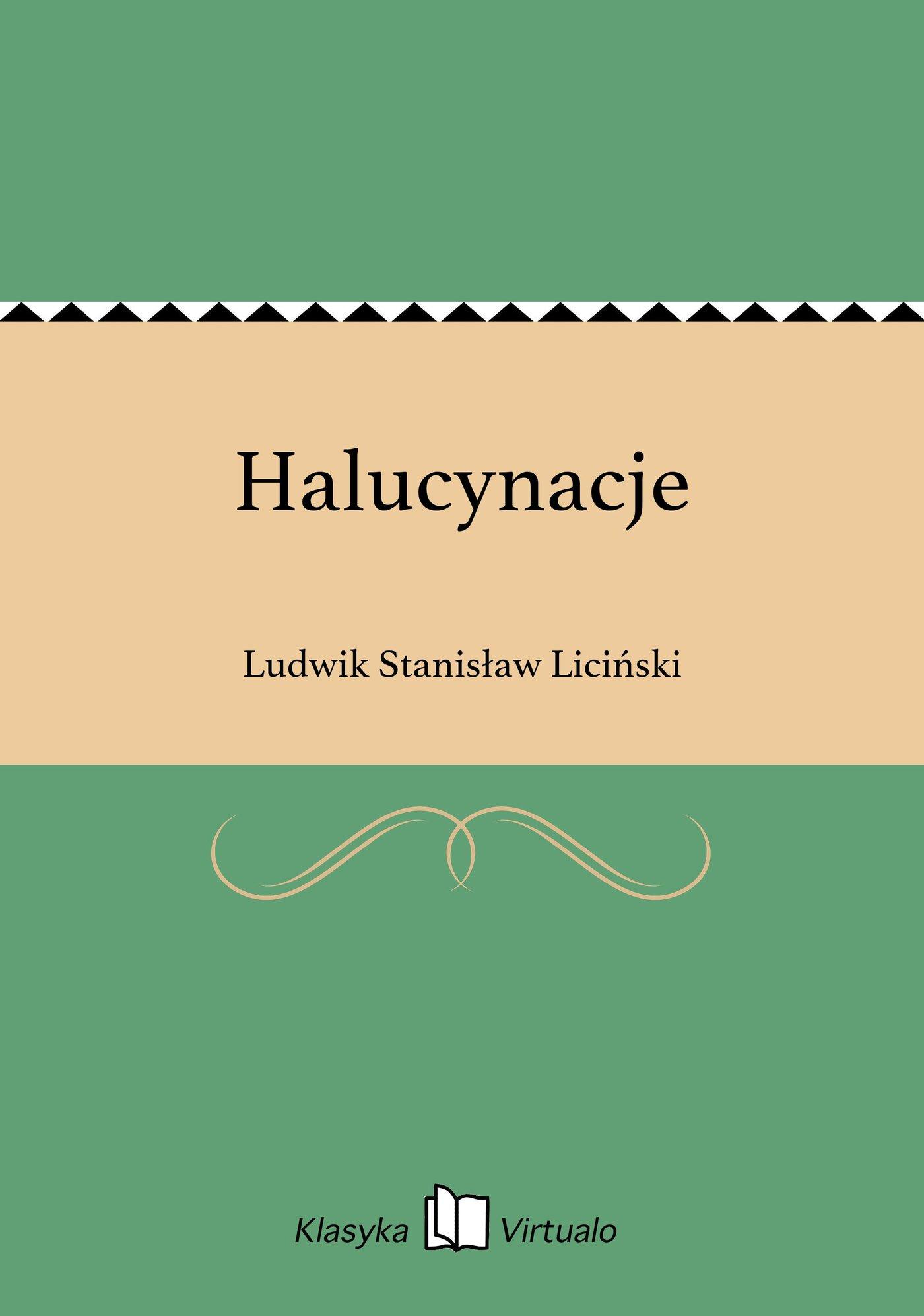 Halucynacje - Ebook (Książka EPUB) do pobrania w formacie EPUB