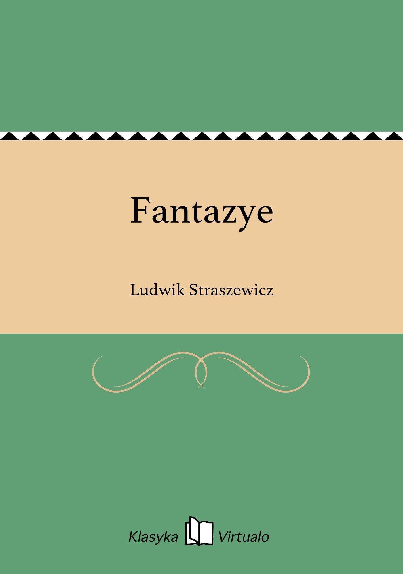 Fantazye - Ebook (Książka EPUB) do pobrania w formacie EPUB