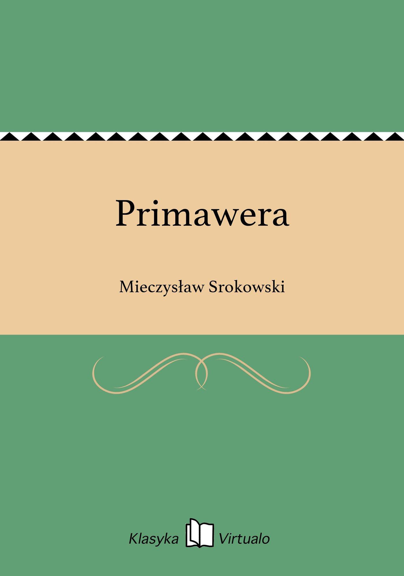 Primawera - Ebook (Książka EPUB) do pobrania w formacie EPUB