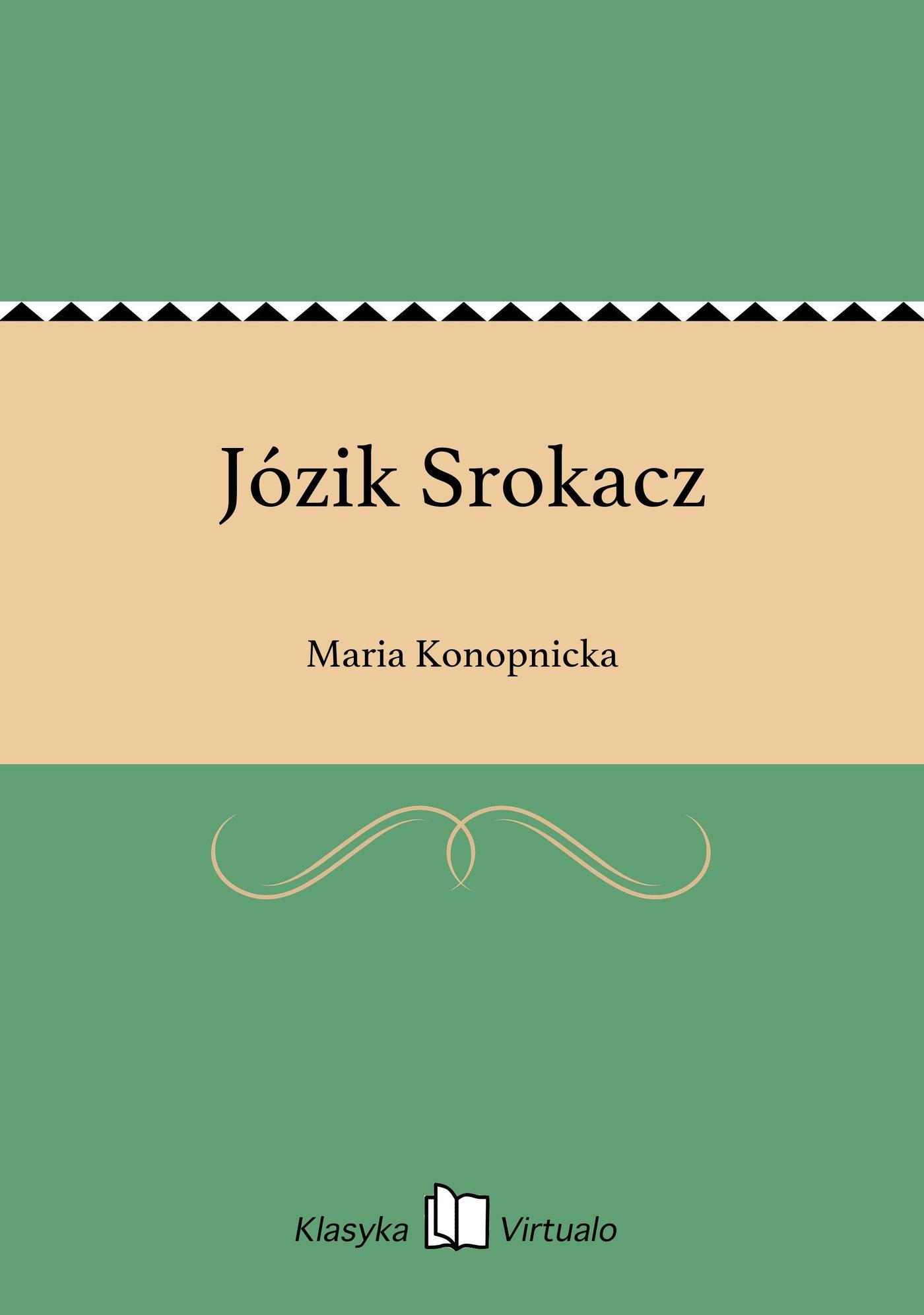 Józik Srokacz - Ebook (Książka EPUB) do pobrania w formacie EPUB