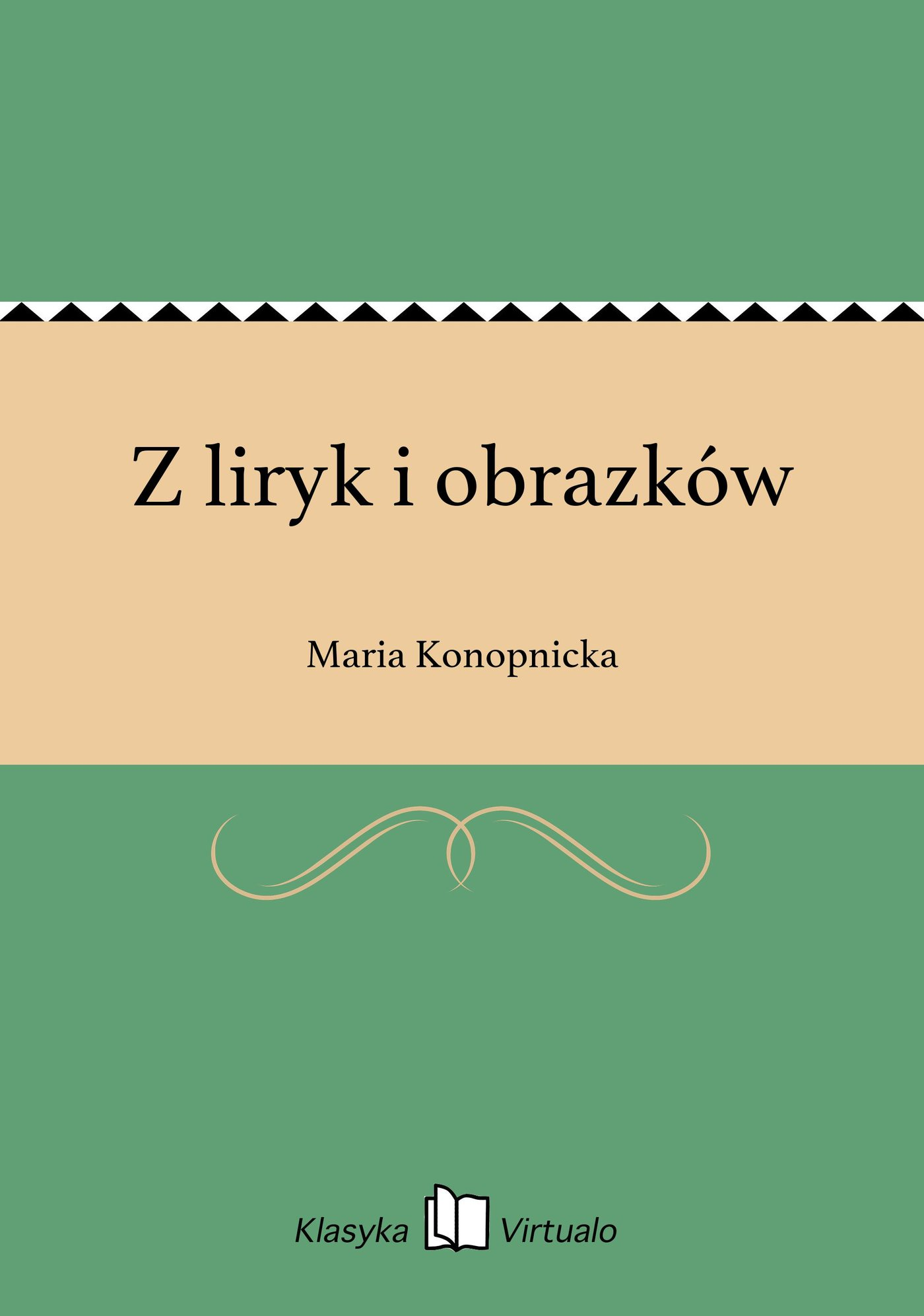 Z liryk i obrazków - Ebook (Książka EPUB) do pobrania w formacie EPUB
