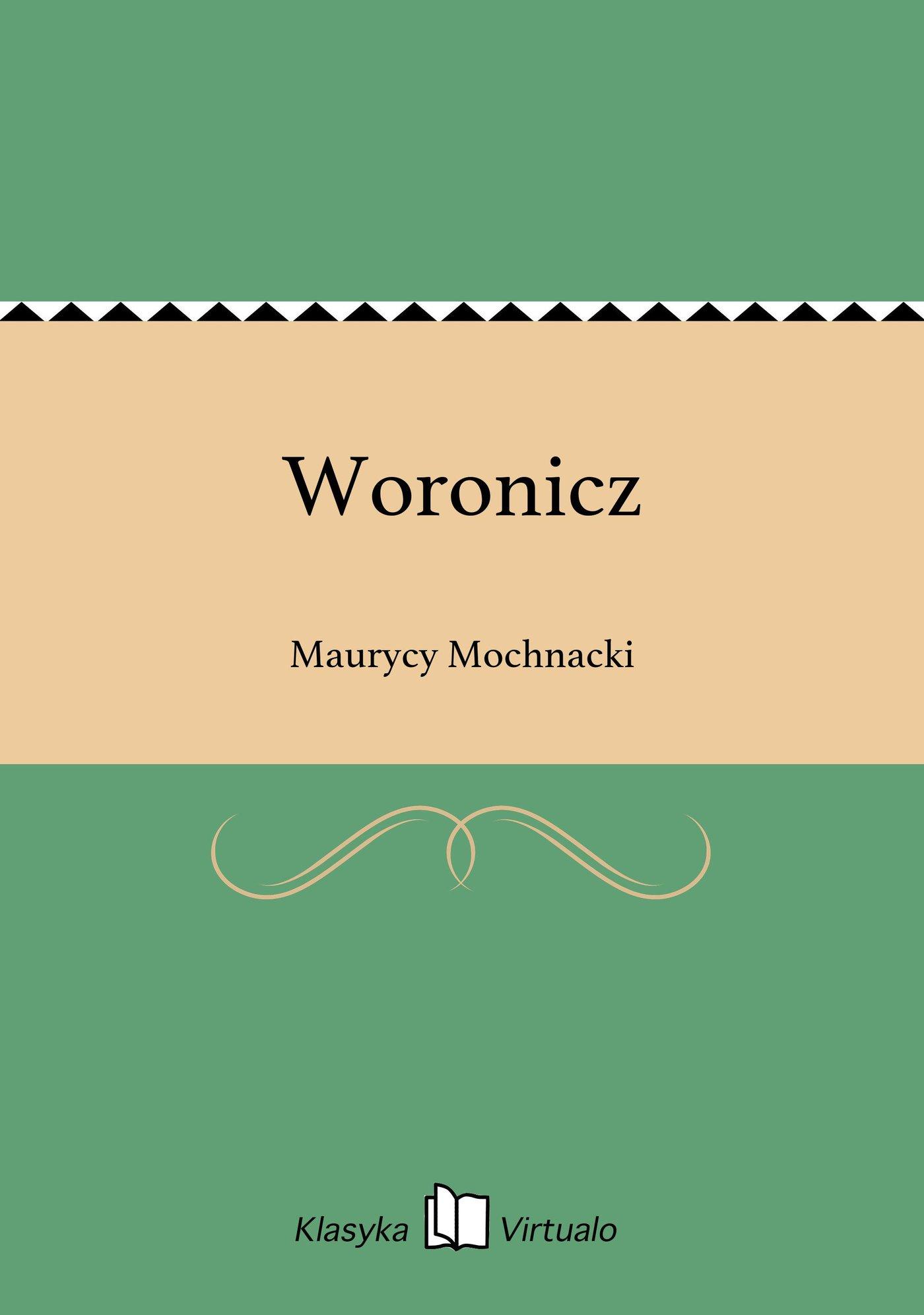 Woronicz - Ebook (Książka EPUB) do pobrania w formacie EPUB