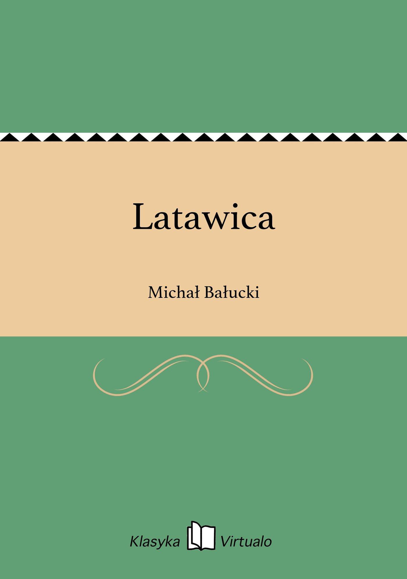 Latawica - Ebook (Książka EPUB) do pobrania w formacie EPUB