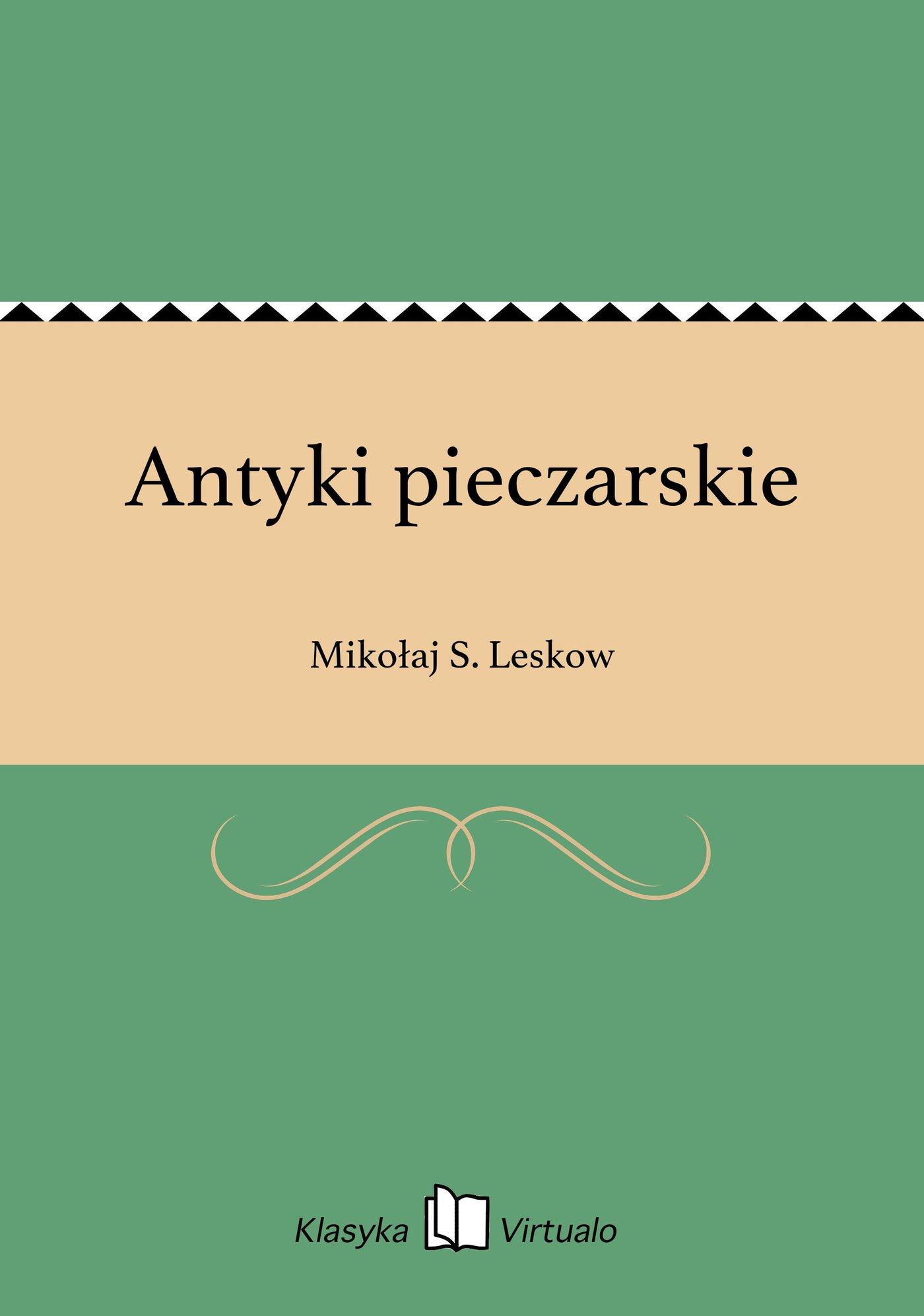 Antyki pieczarskie - Ebook (Książka EPUB) do pobrania w formacie EPUB