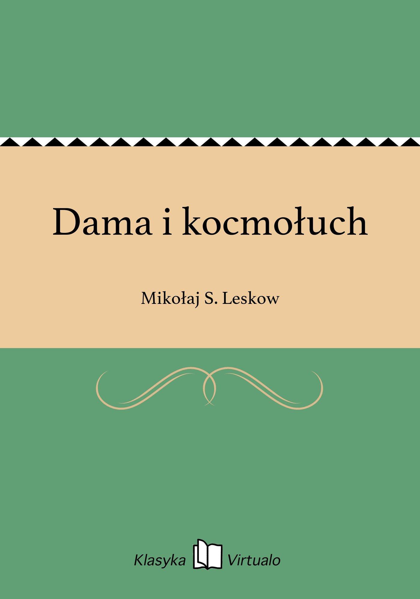 Dama i kocmołuch - Ebook (Książka EPUB) do pobrania w formacie EPUB