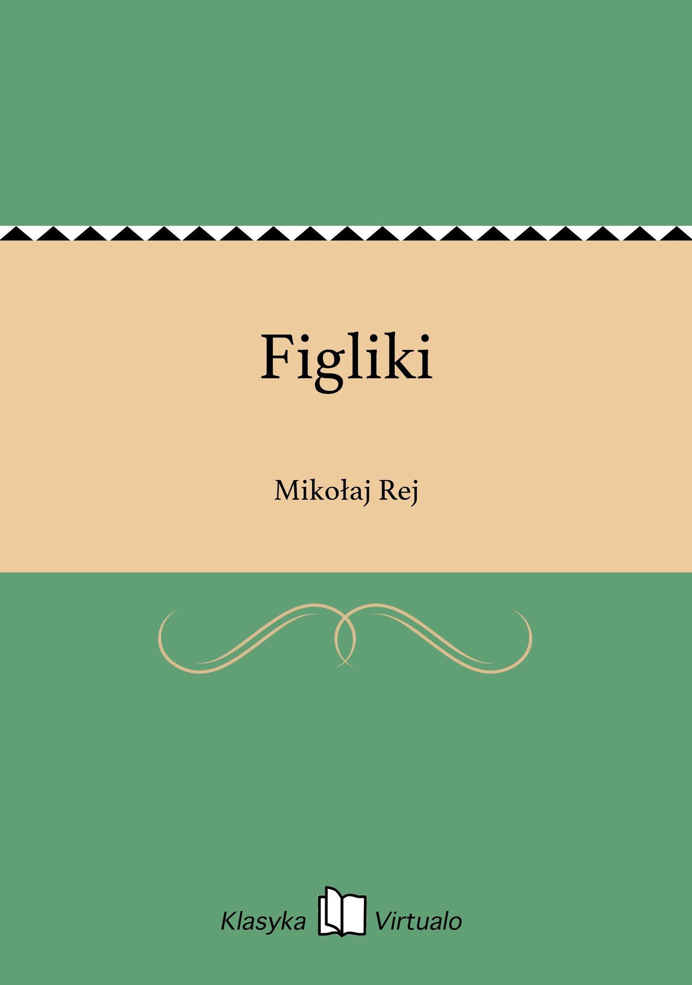 Figliki - Ebook (Książka EPUB) do pobrania w formacie EPUB