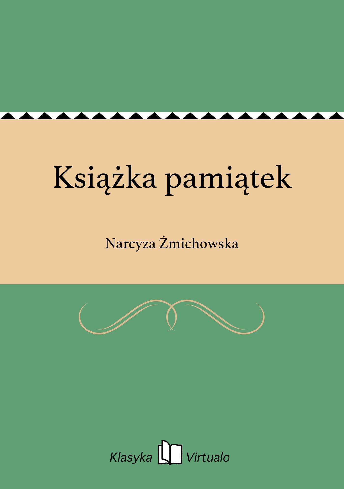 Książka pamiątek - Ebook (Książka EPUB) do pobrania w formacie EPUB