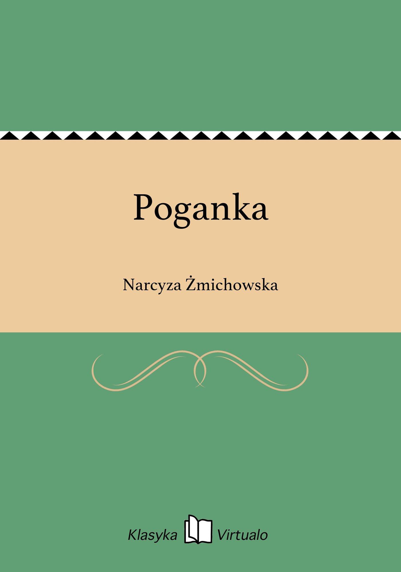 Poganka - Ebook (Książka EPUB) do pobrania w formacie EPUB