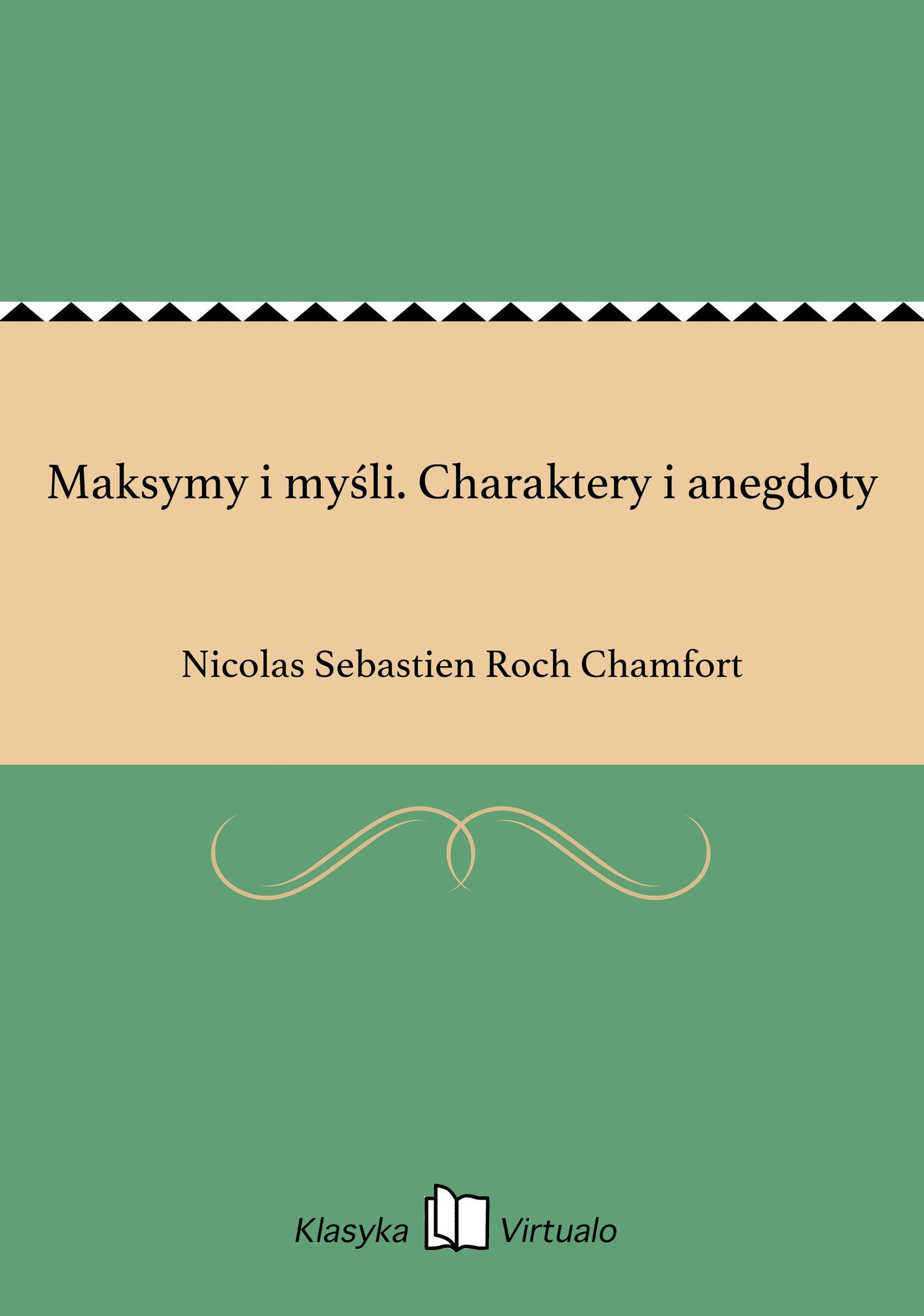 Maksymy i myśli. Charaktery i anegdoty - Ebook (Książka EPUB) do pobrania w formacie EPUB