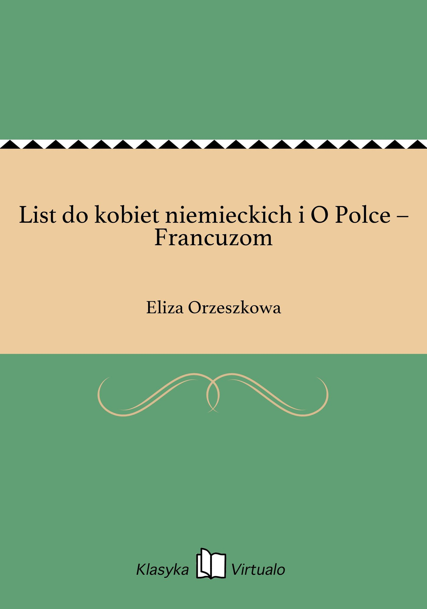 List do kobiet niemieckich i O Polce – Francuzom - Ebook (Książka EPUB) do pobrania w formacie EPUB