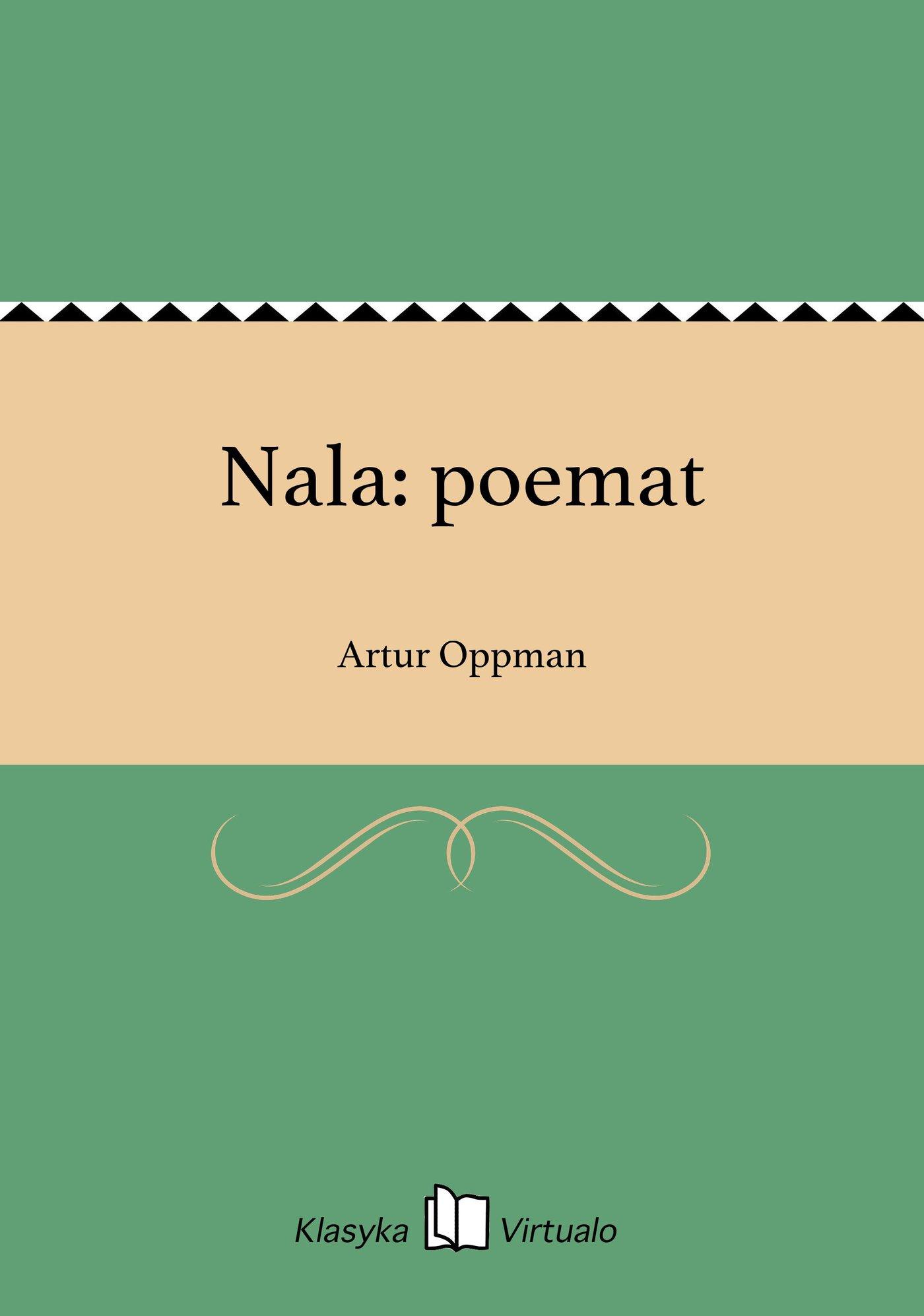 Nala: poemat - Ebook (Książka EPUB) do pobrania w formacie EPUB