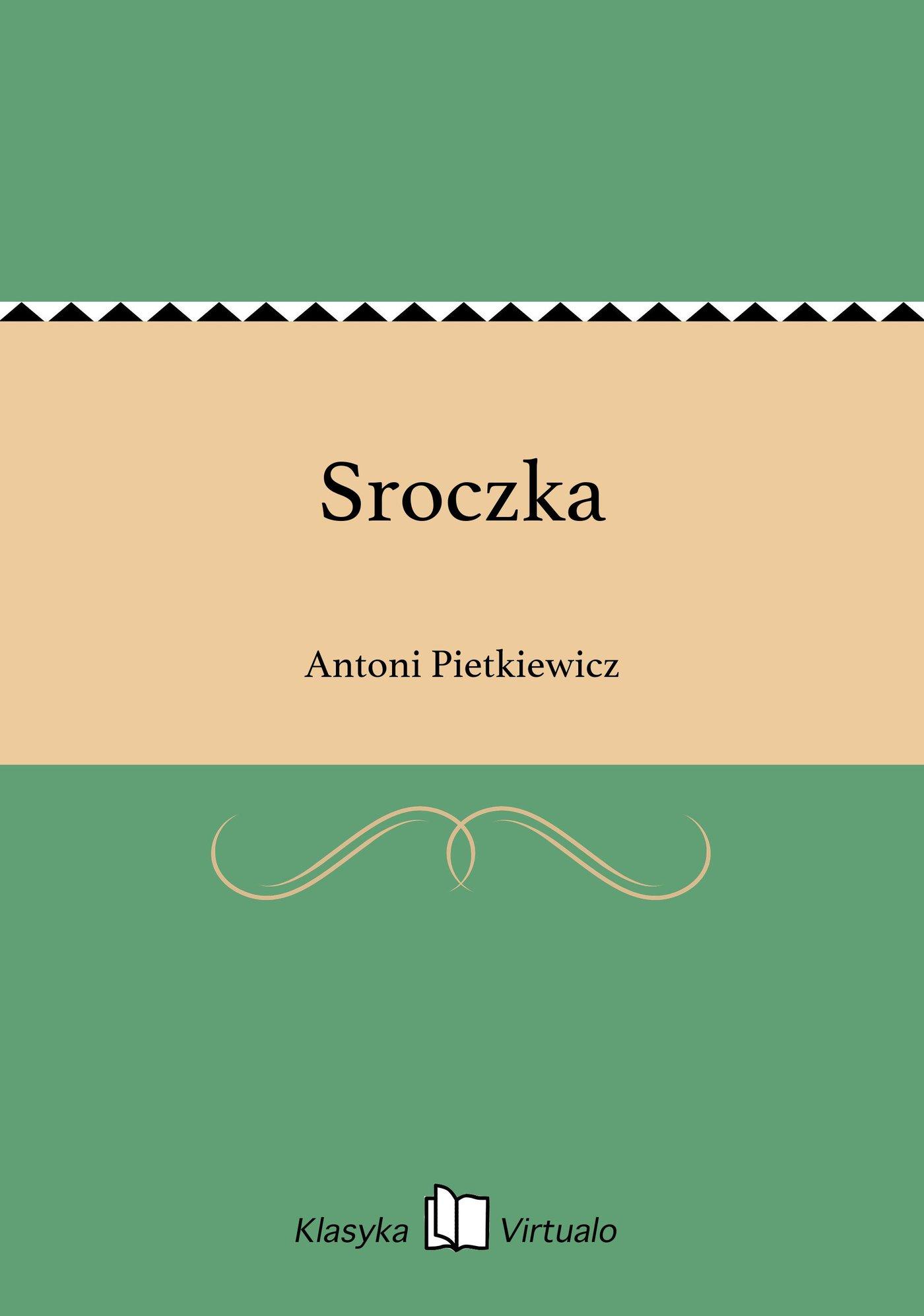 Sroczka - Ebook (Książka EPUB) do pobrania w formacie EPUB