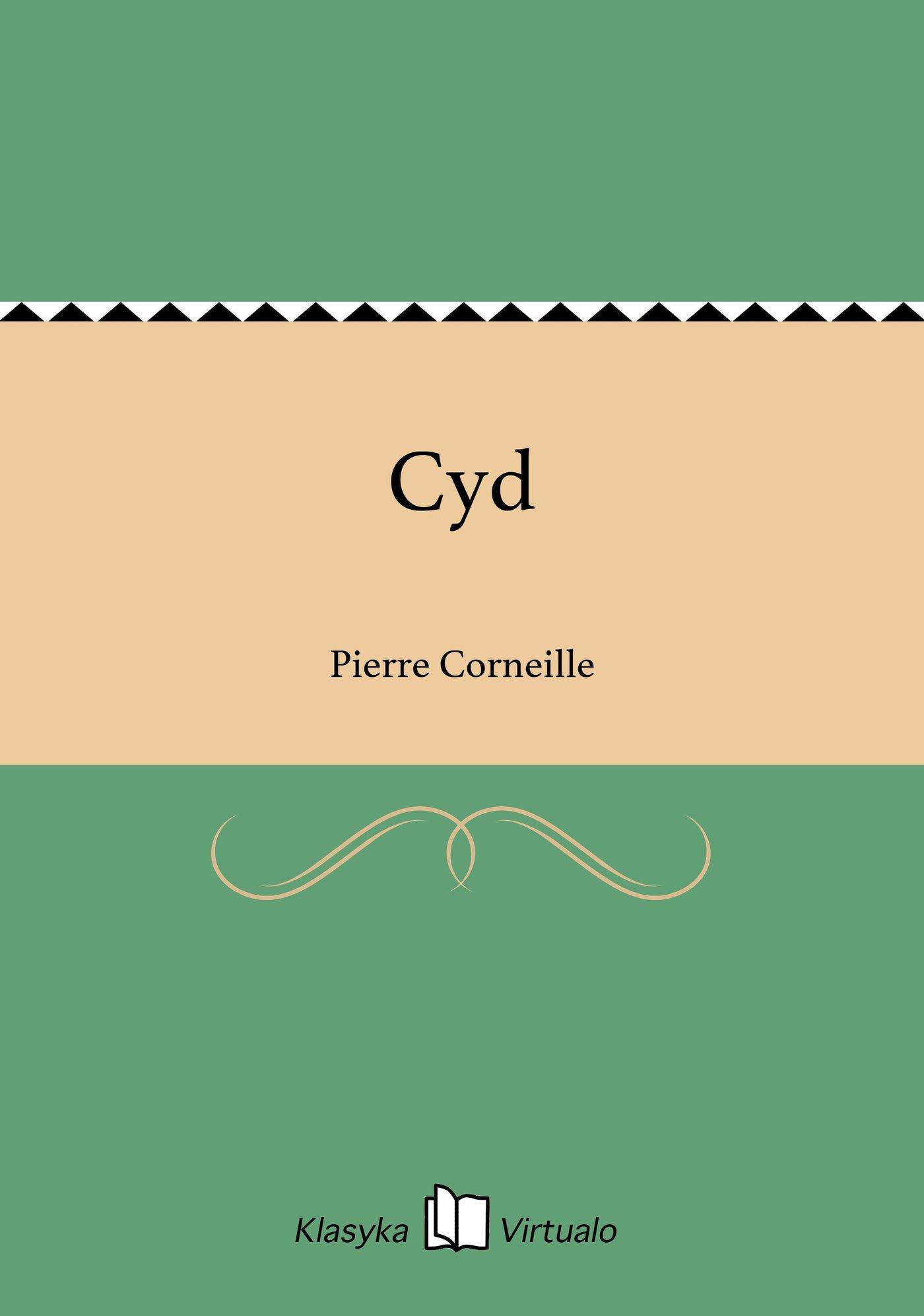Cyd - Ebook (Książka EPUB) do pobrania w formacie EPUB