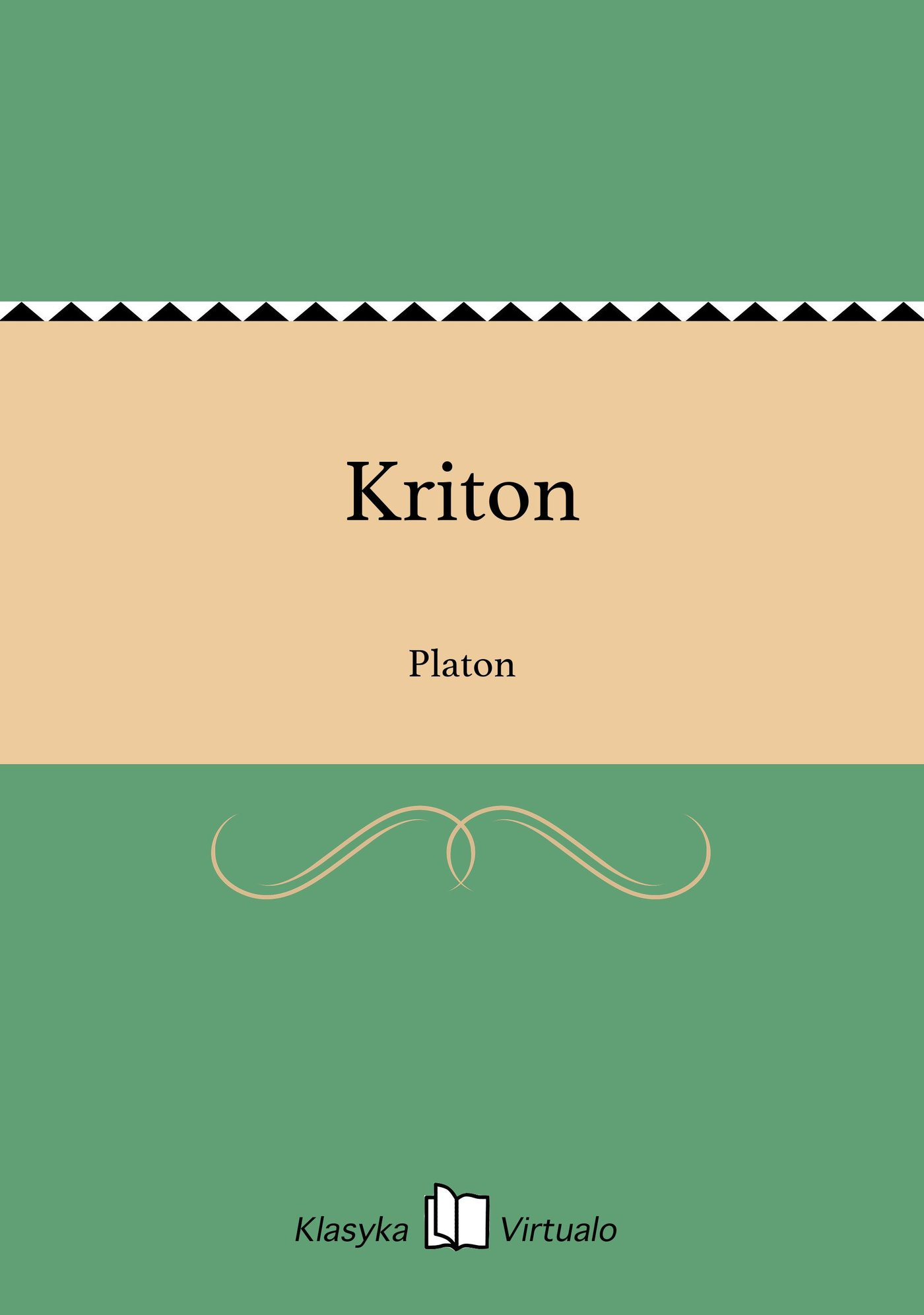 Kriton - Ebook (Książka EPUB) do pobrania w formacie EPUB