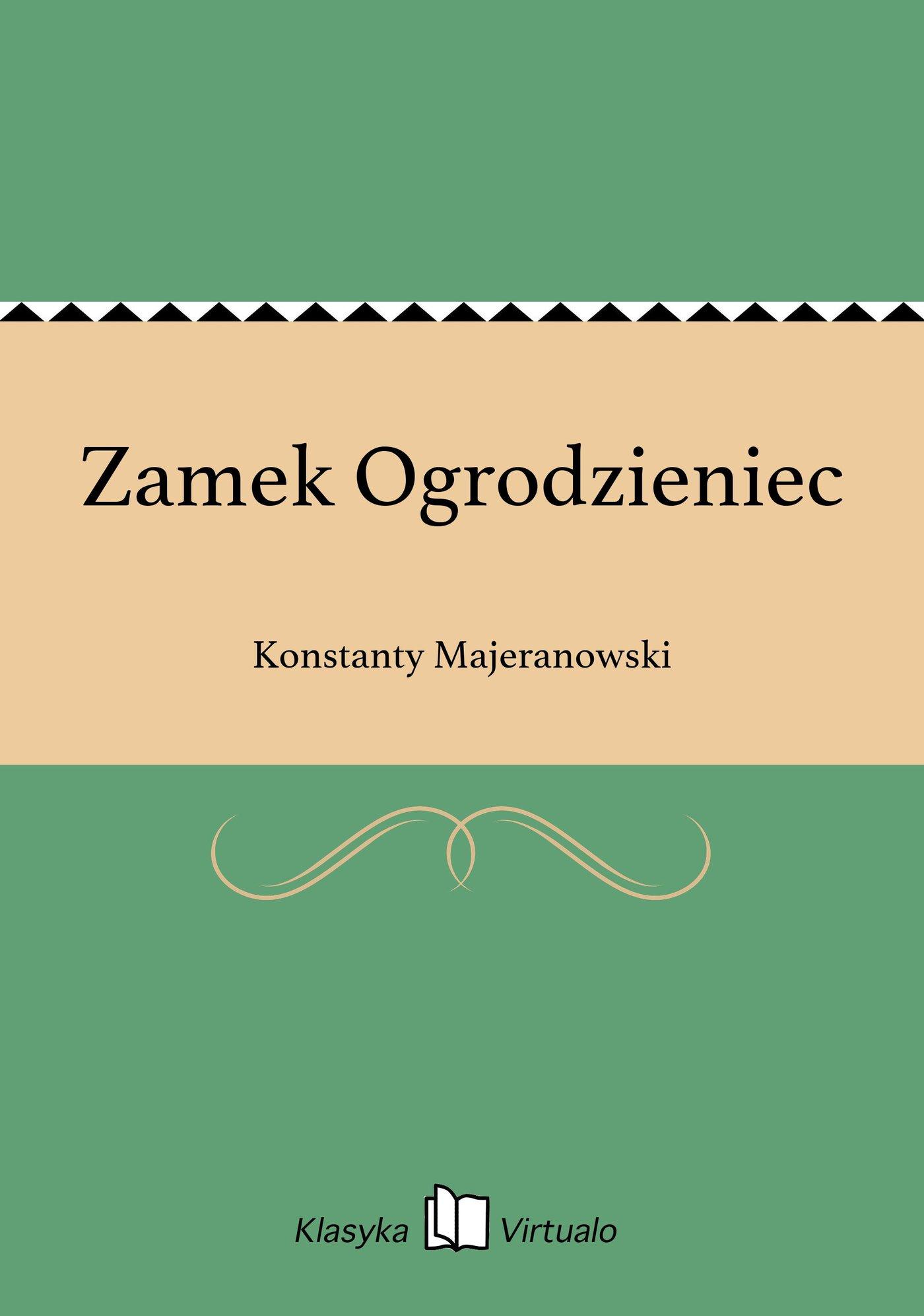 Zamek Ogrodzieniec - Ebook (Książka EPUB) do pobrania w formacie EPUB