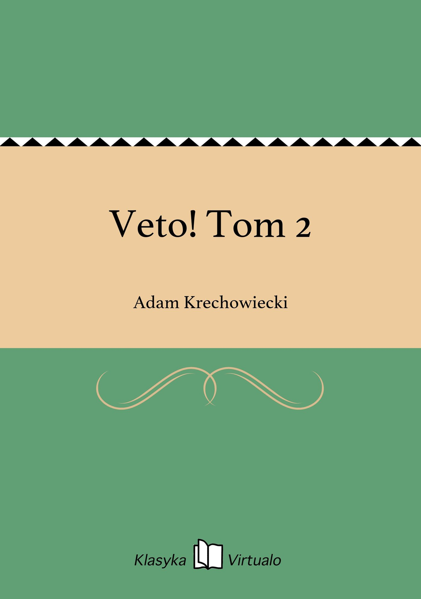 Veto! Tom 2 - Ebook (Książka EPUB) do pobrania w formacie EPUB