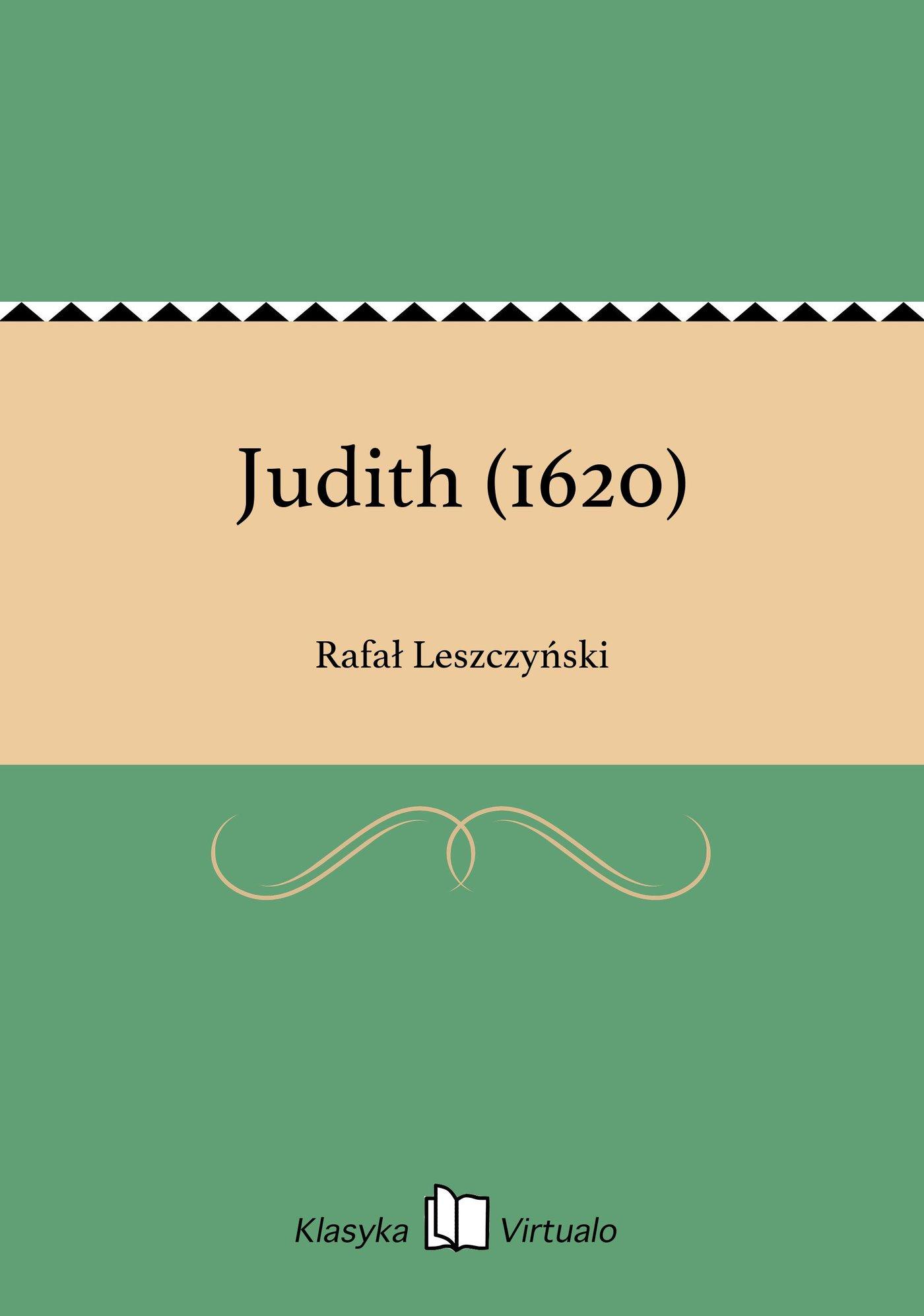 Judith (1620) - Ebook (Książka EPUB) do pobrania w formacie EPUB