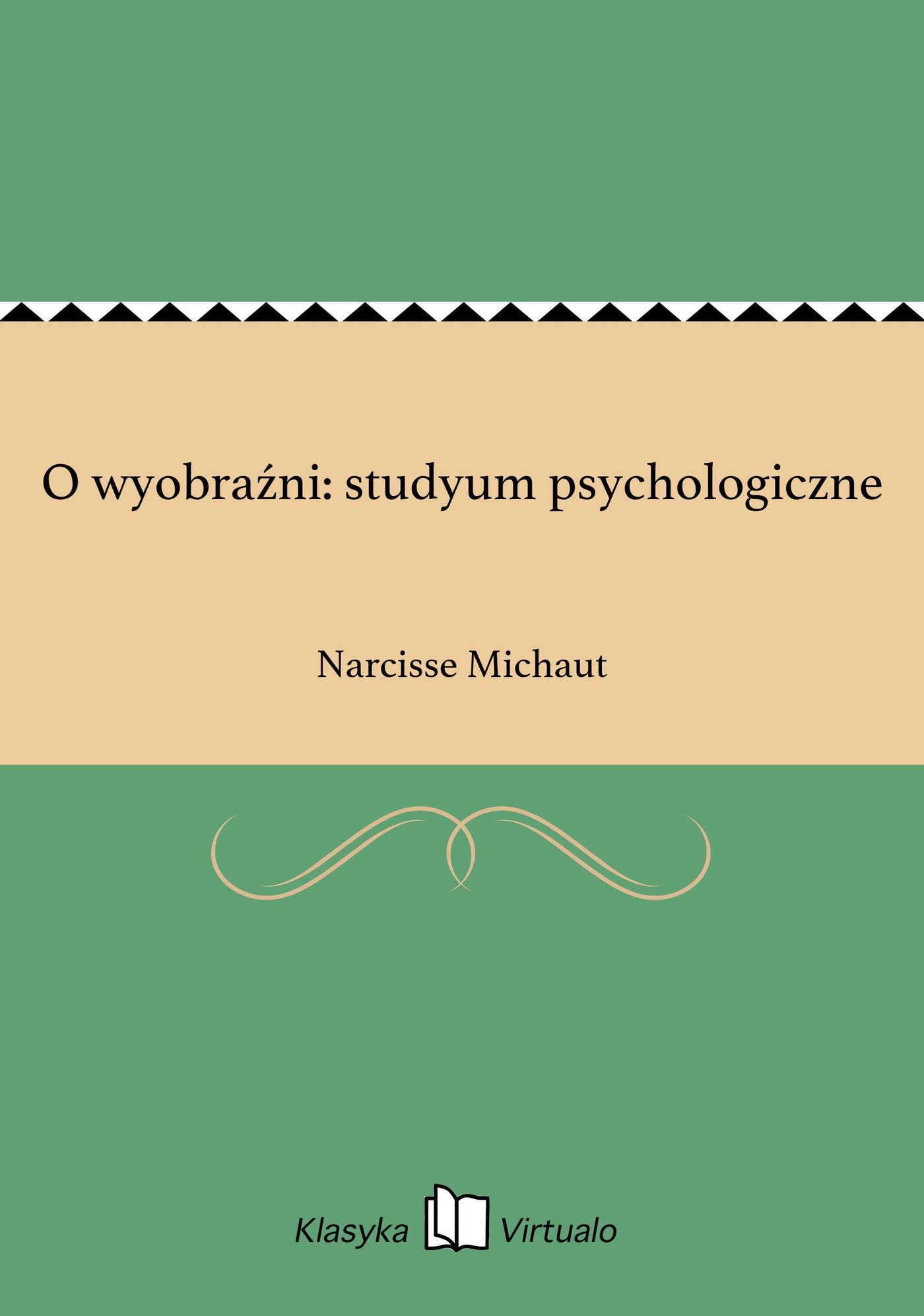 O wyobraźni: studyum psychologiczne - Ebook (Książka EPUB) do pobrania w formacie EPUB