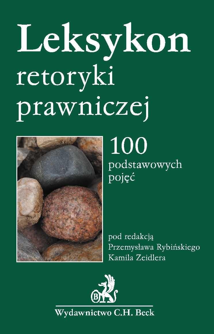 Leksykon retoryki prawniczej - Ebook (Książka PDF) do pobrania w formacie PDF