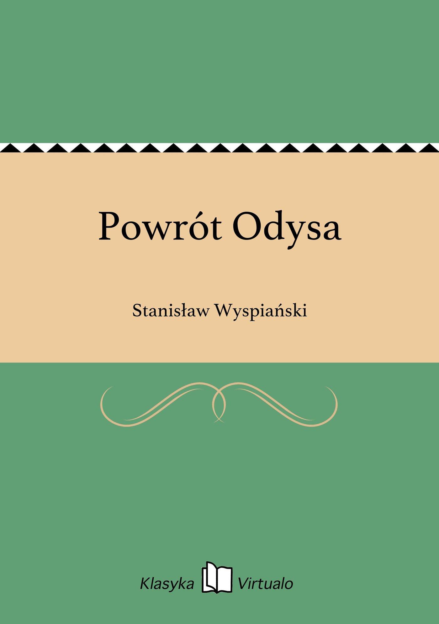 Powrót Odysa - Ebook (Książka EPUB) do pobrania w formacie EPUB
