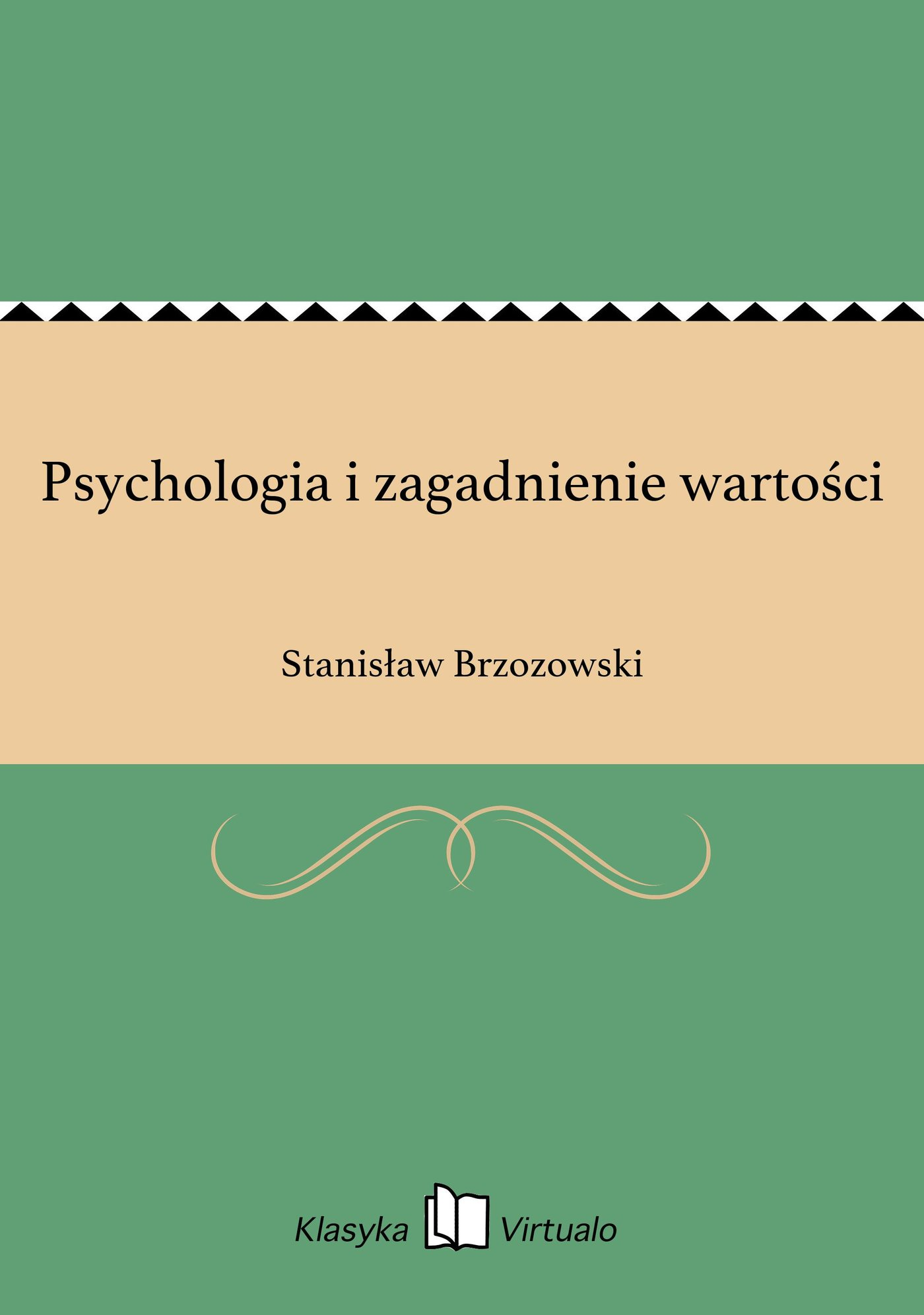 Psychologia i zagadnienie wartości - Ebook (Książka EPUB) do pobrania w formacie EPUB