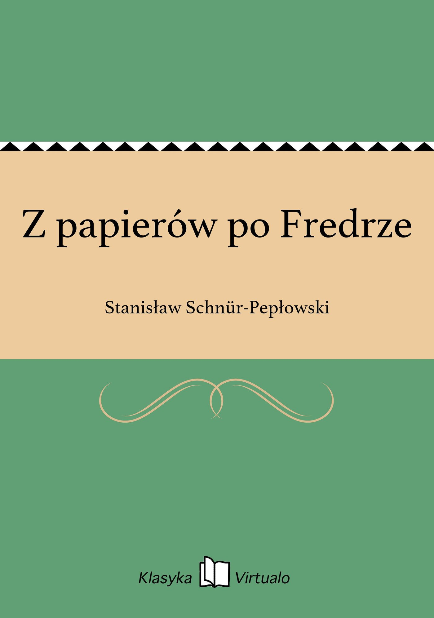 Z papierów po Fredrze - Ebook (Książka EPUB) do pobrania w formacie EPUB