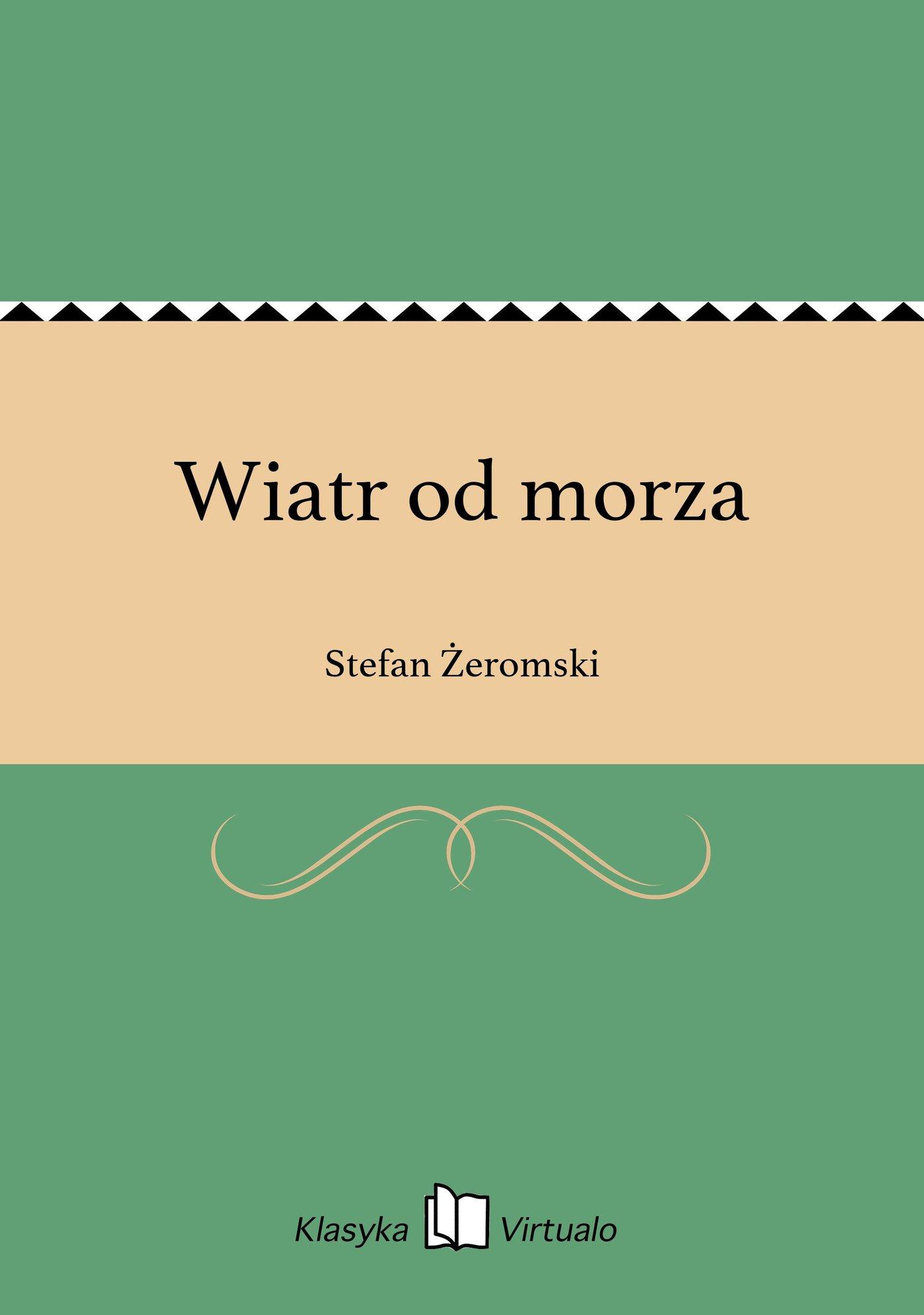 Wiatr od morza - Ebook (Książka EPUB) do pobrania w formacie EPUB