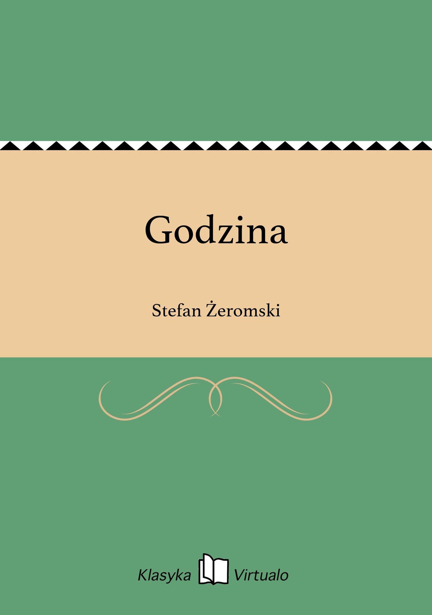 Godzina - Ebook (Książka EPUB) do pobrania w formacie EPUB