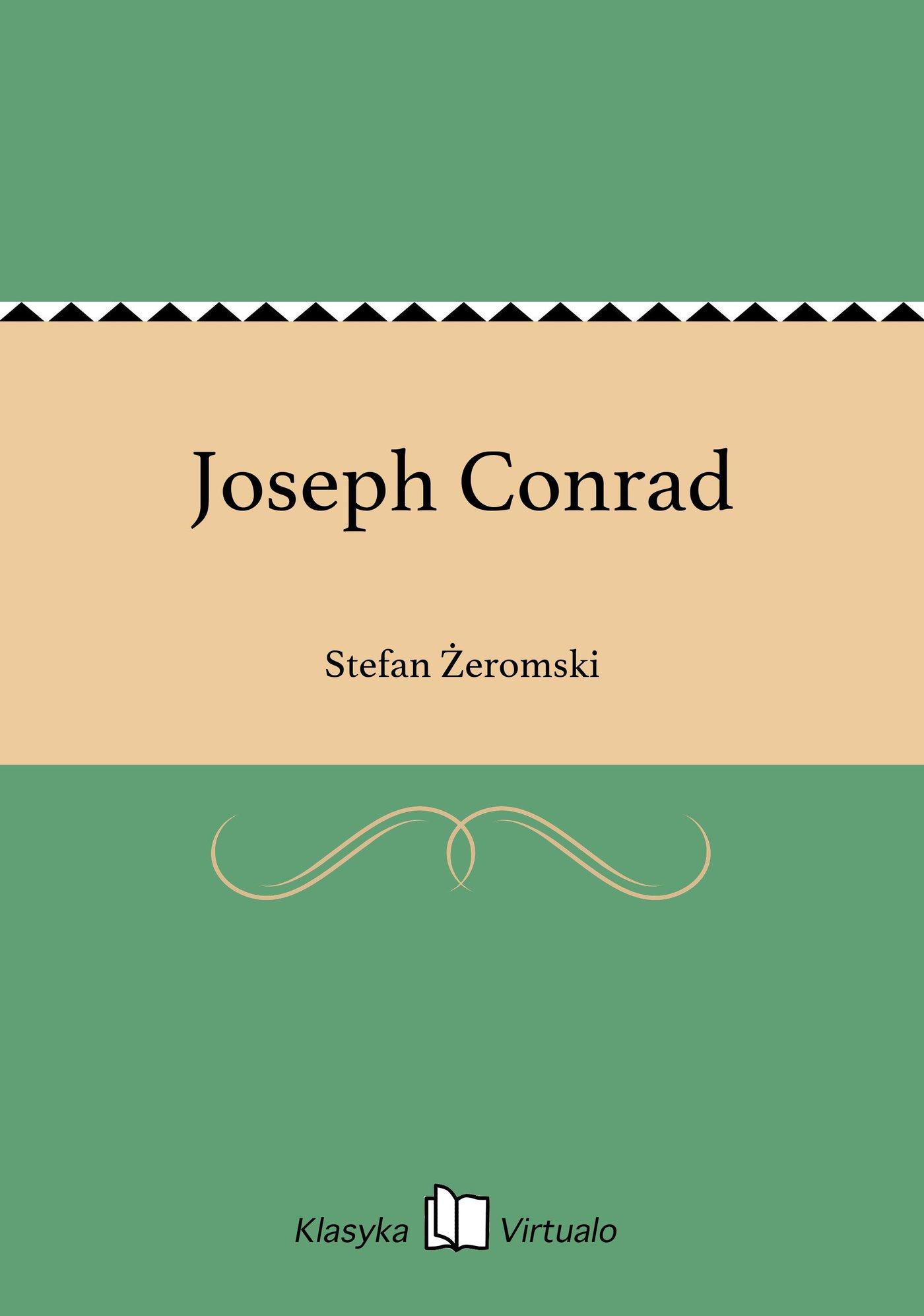 Joseph Conrad - Ebook (Książka EPUB) do pobrania w formacie EPUB