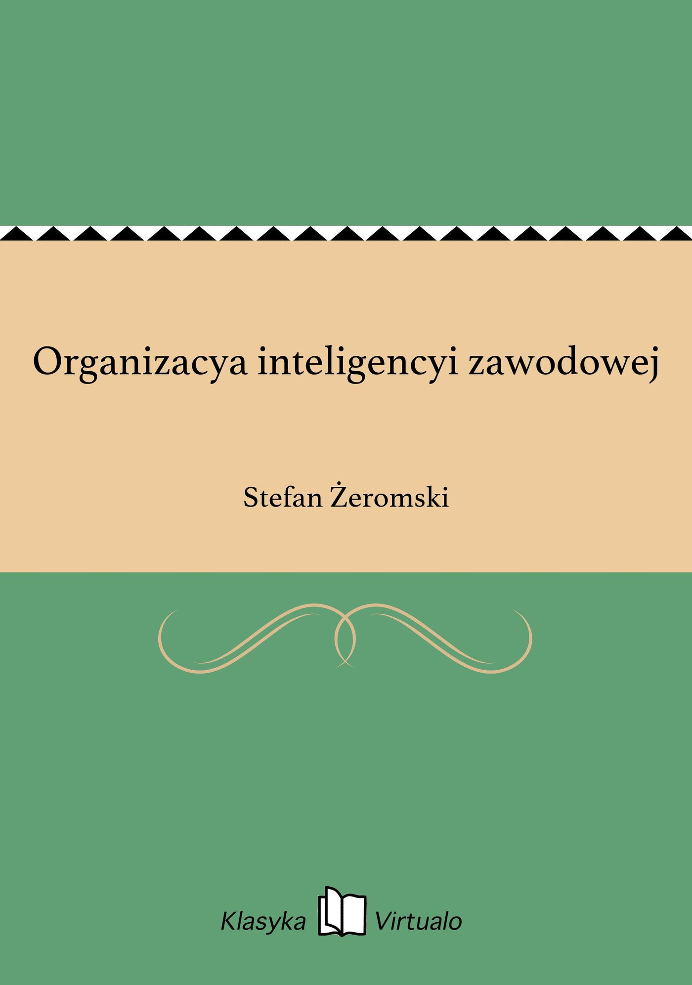 Organizacya inteligencyi zawodowej - Ebook (Książka EPUB) do pobrania w formacie EPUB