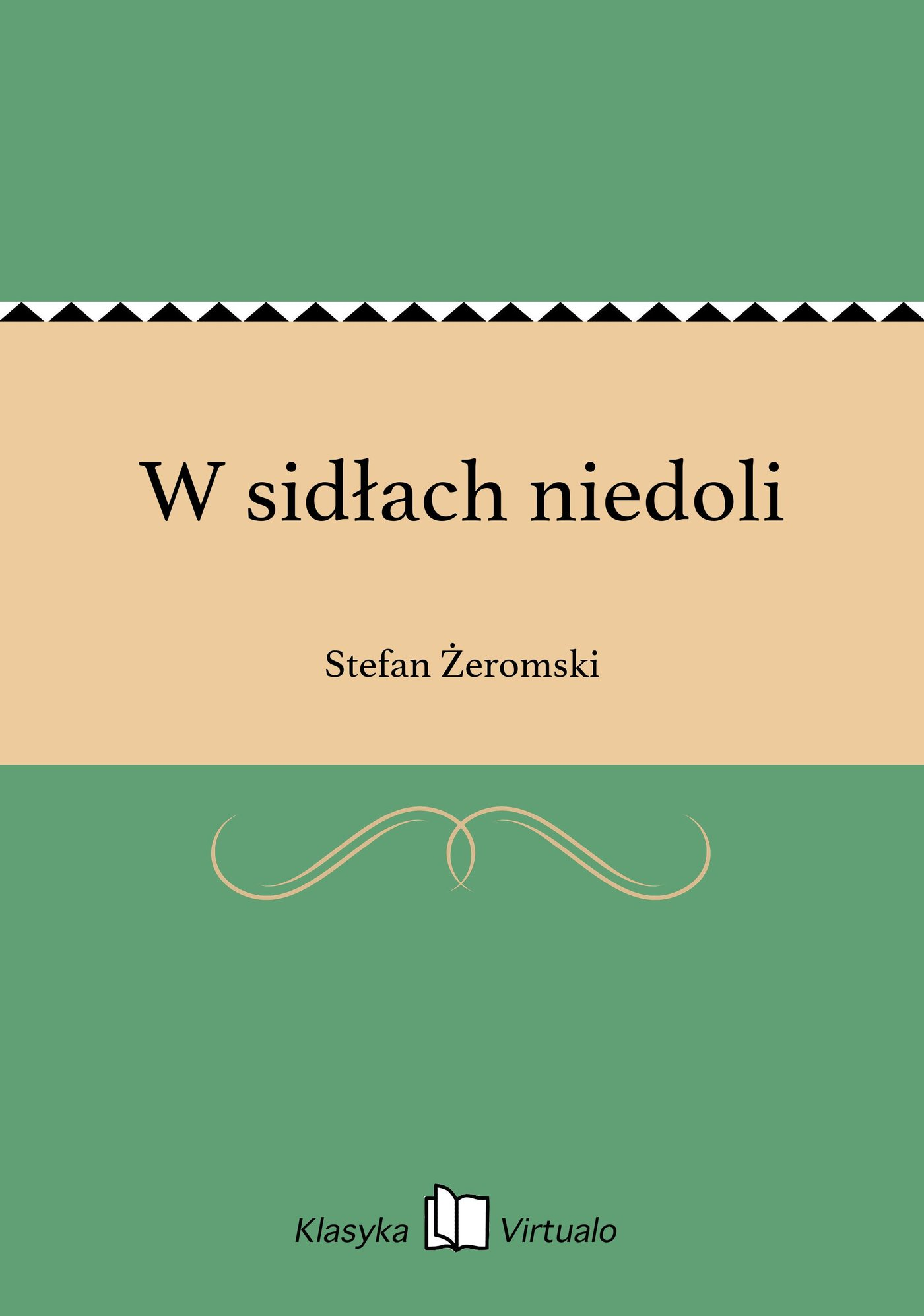 W sidłach niedoli - Ebook (Książka EPUB) do pobrania w formacie EPUB